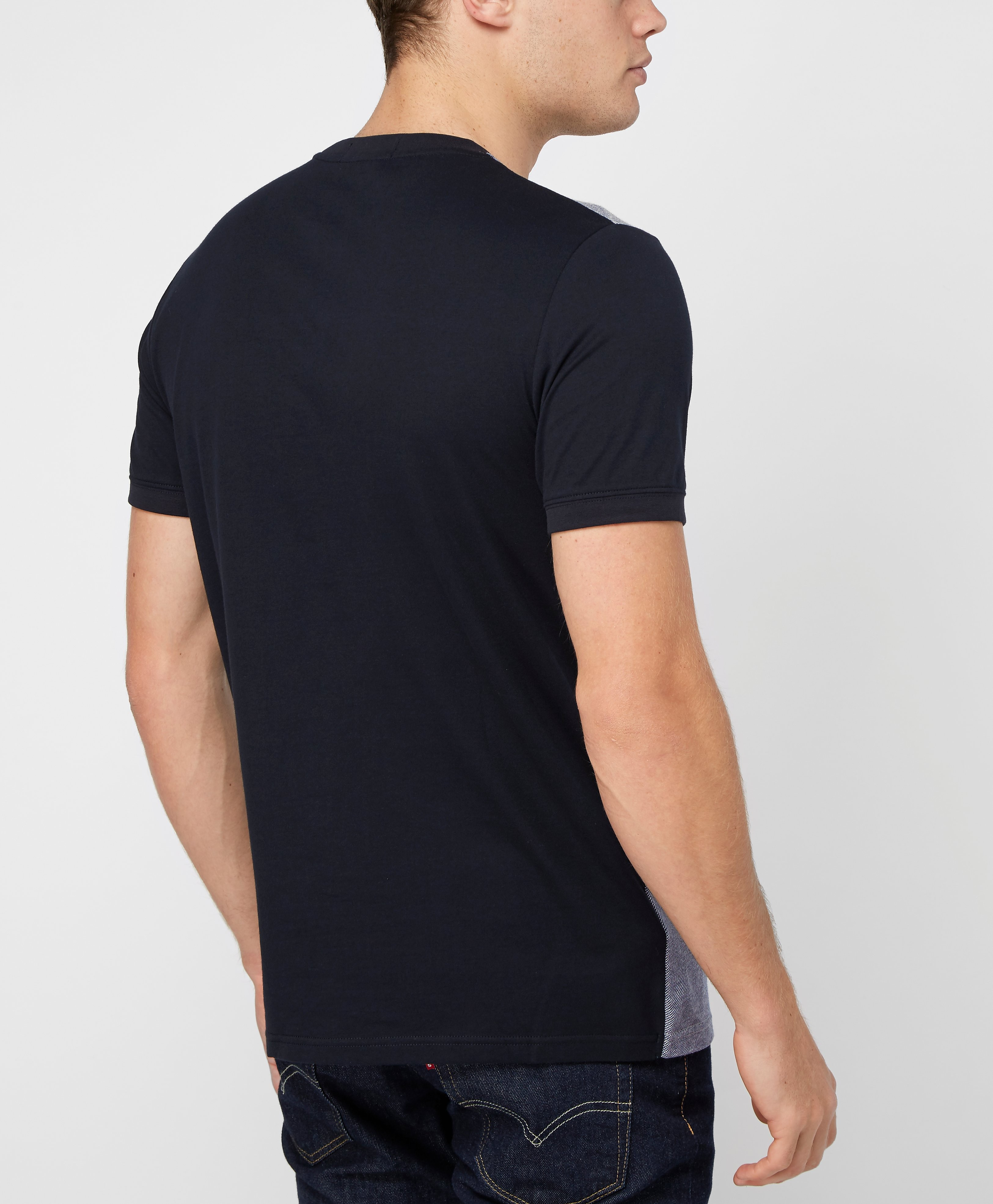 Fred Perry Twill Panel T-Shirt