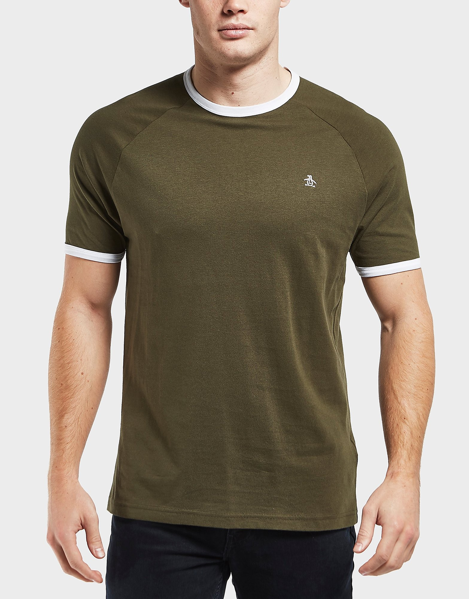 Original Penguin Ringer Short Sleeve T-Shirt - Exclusive