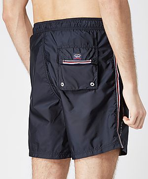 Paul and Shark Swimmer Trim Shorts