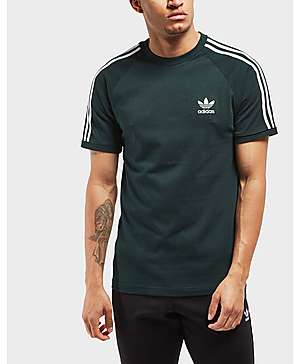 adidas original trefoil t shirt 3 stripe