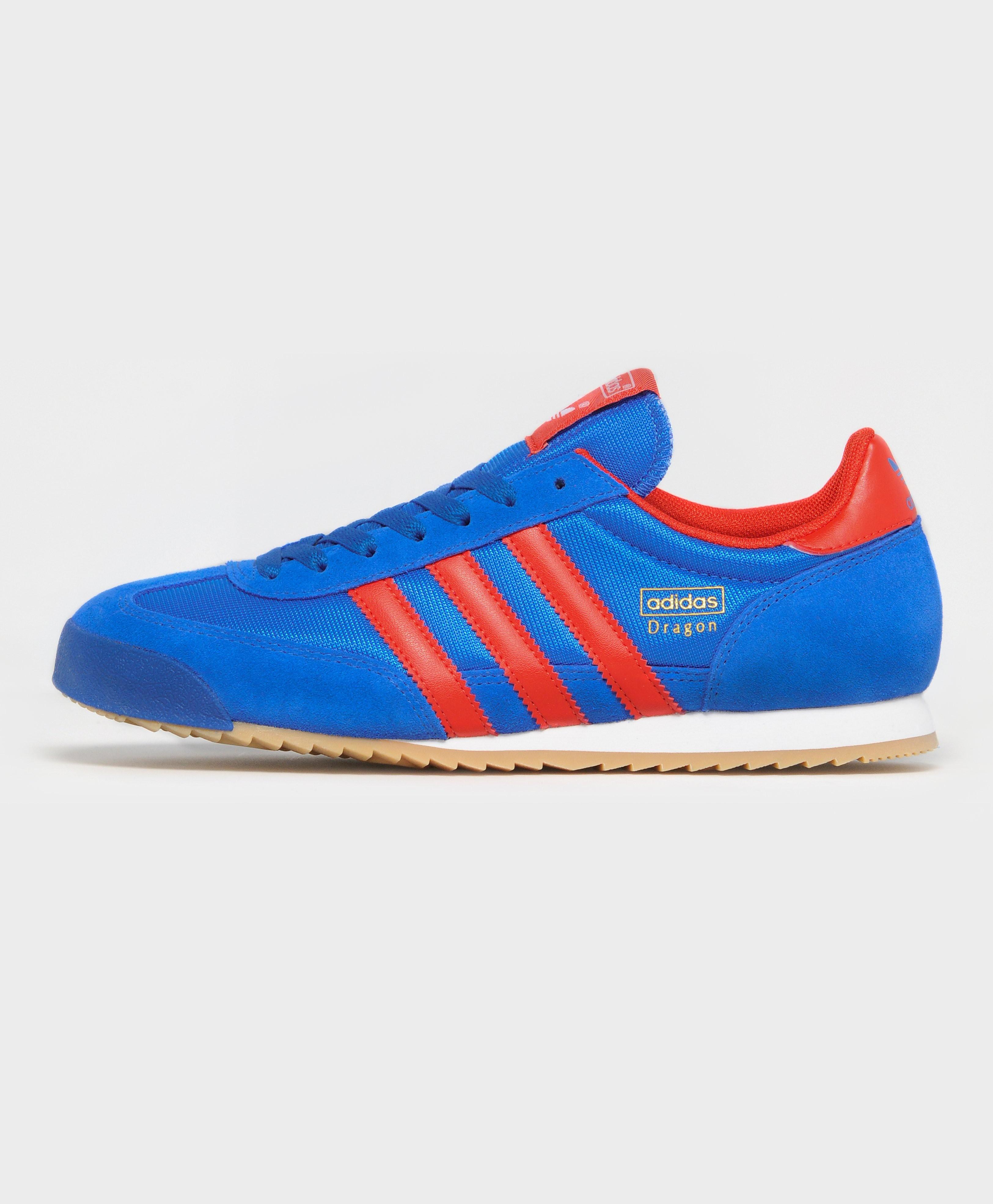 adidas Originals Dragon  BlueRed BlueRed