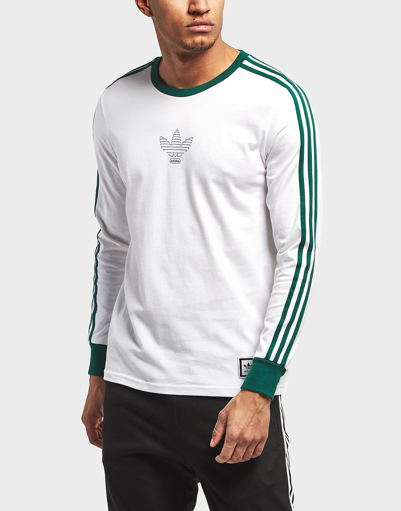adidas Originals Club Long Sleeve T-Shirt