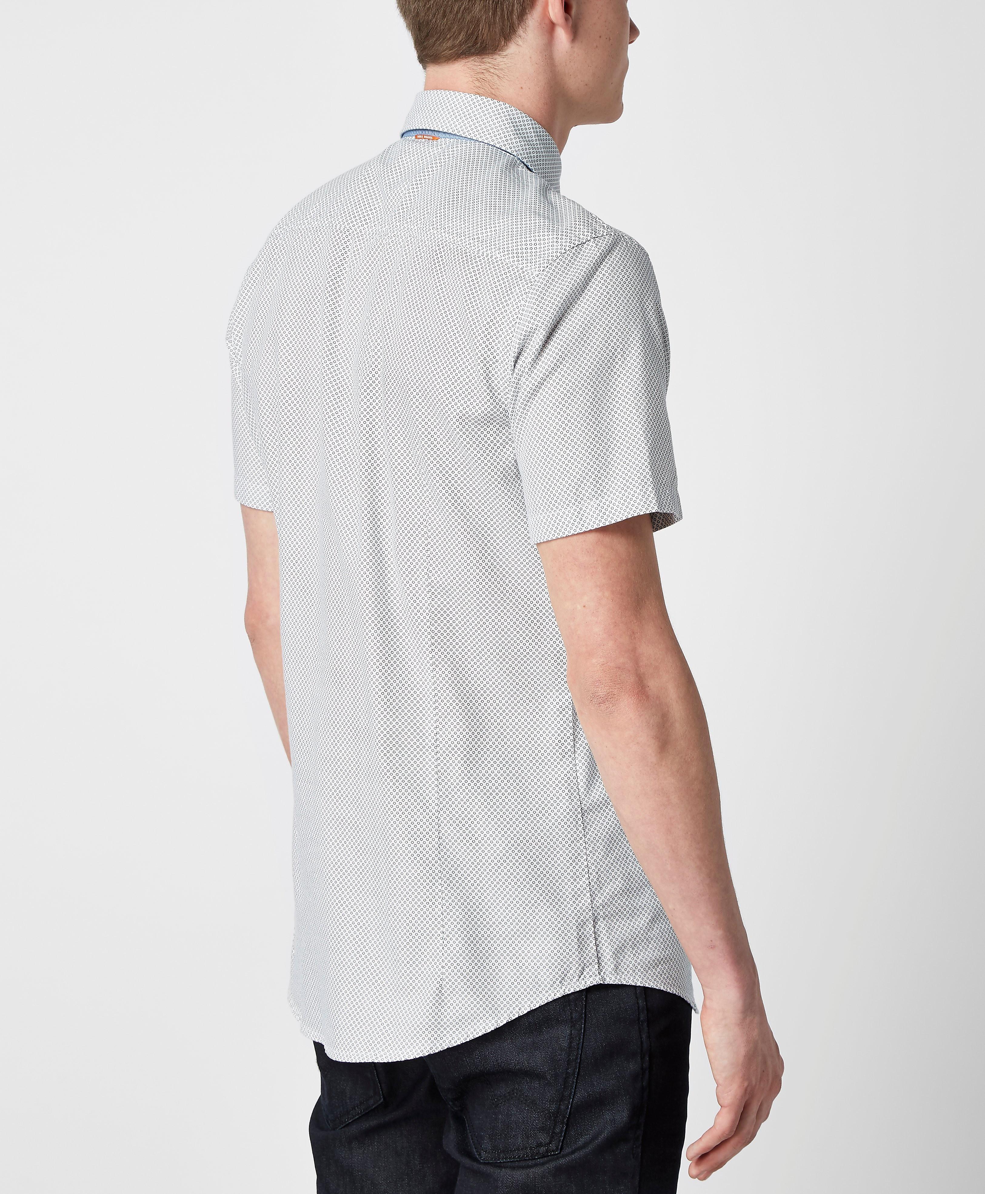 BOSS Orange Short Sleeve All-Over Print T-Shirt