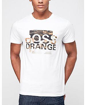 BOSS Orange Terko Brand T-Shirt