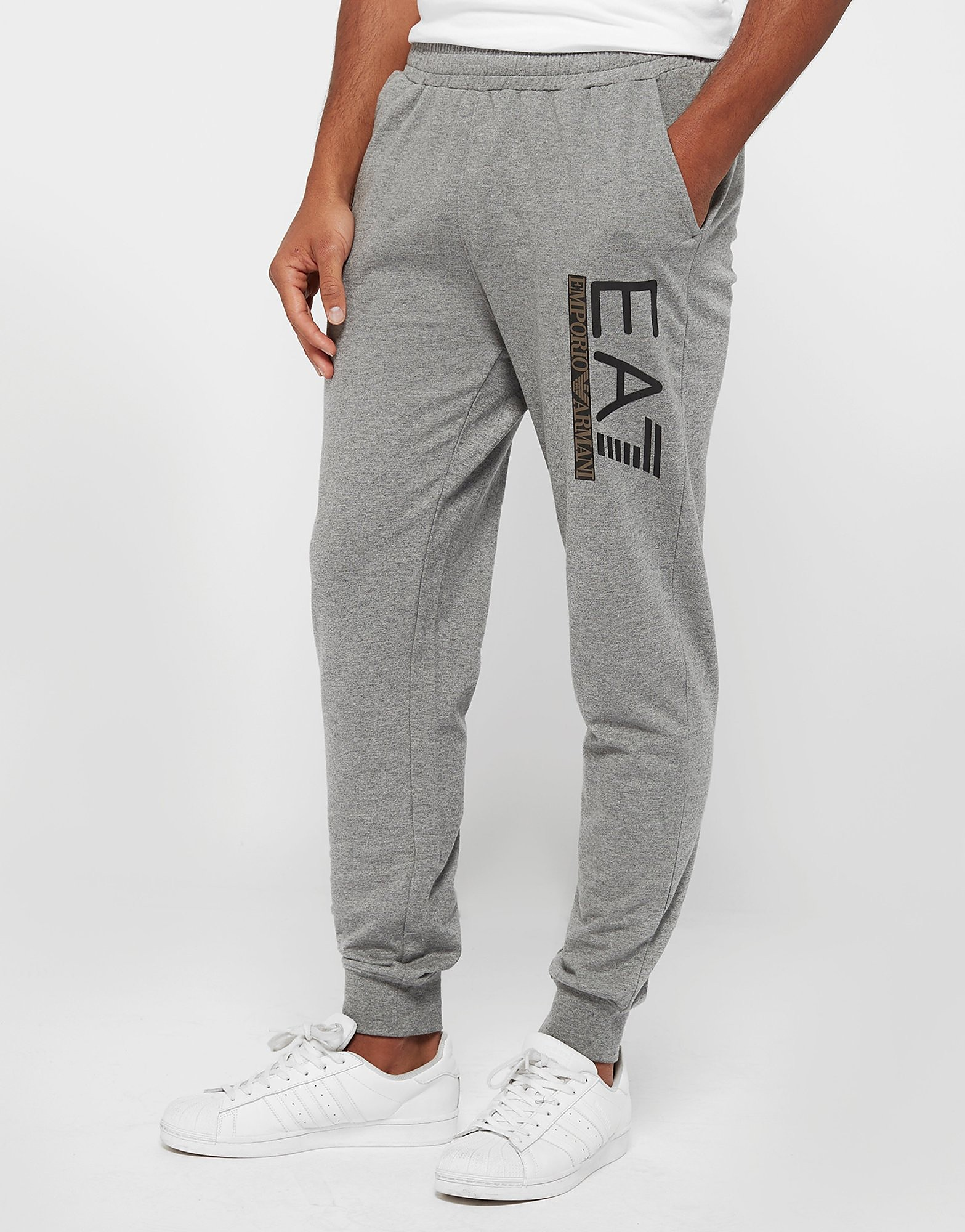 Emporio Armani EA7 Fleece Cuff Pants