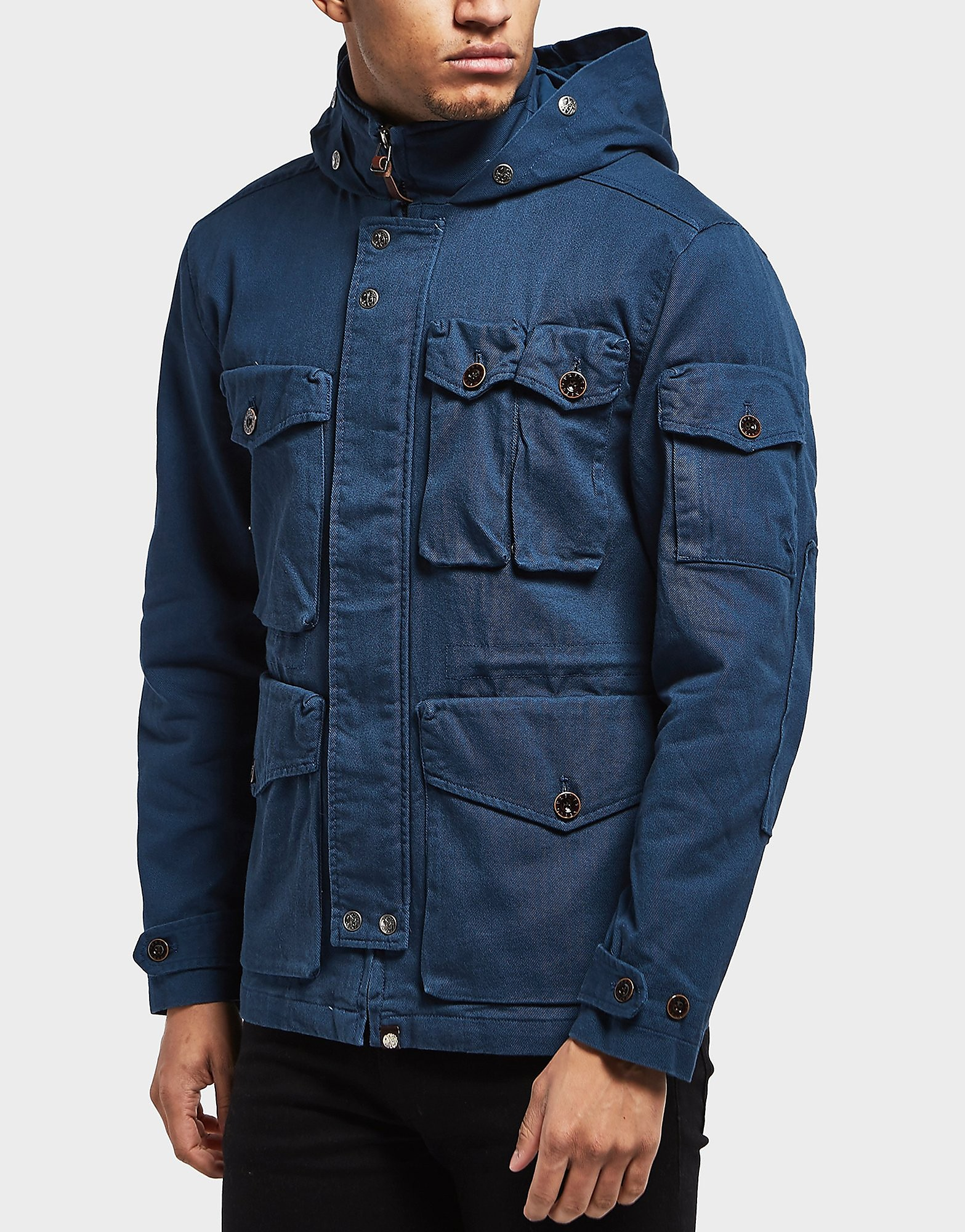 Pretty Green Belfast Pocket Lightweight Jacket