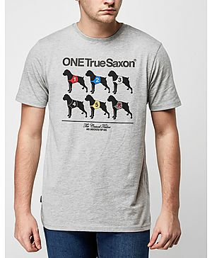 One True Saxon Walthamsow T-Shirt - Exclusive