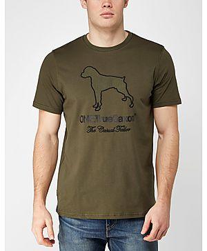 One True Saxon Exclusive - Army Dog T-Shirt
