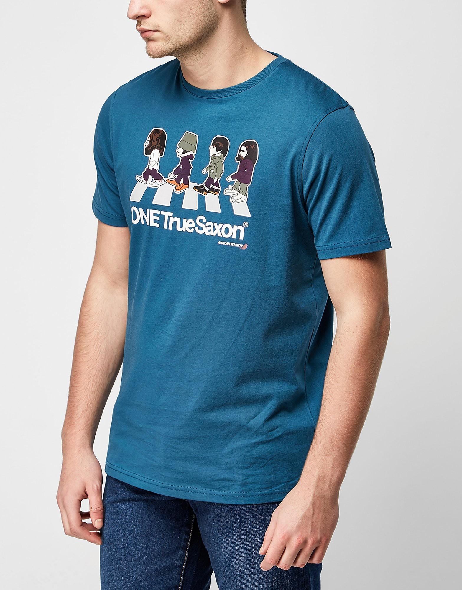 One True Saxon Crossing T-Shirt - Exclusive