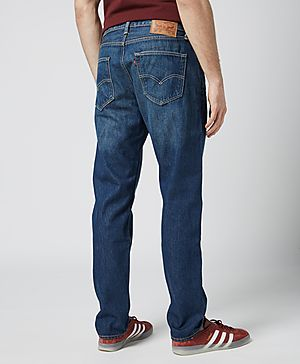Levis 501 Customised & Tapered Jeans