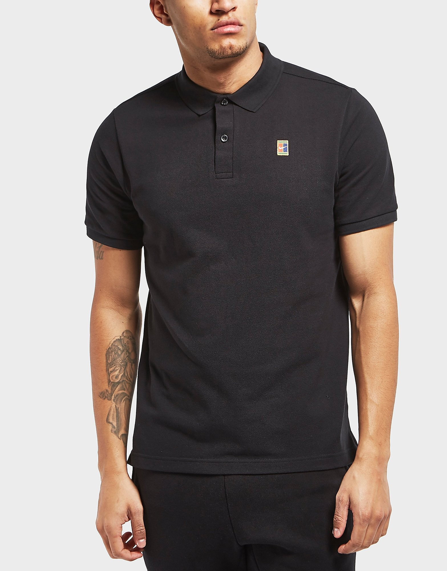 Nike Court Short Sleeve Polo Shirt