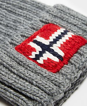 Napapijri Flag Bobble Hat
