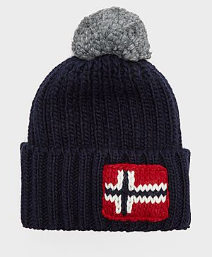 Napapijri Flag Bobble Hat
