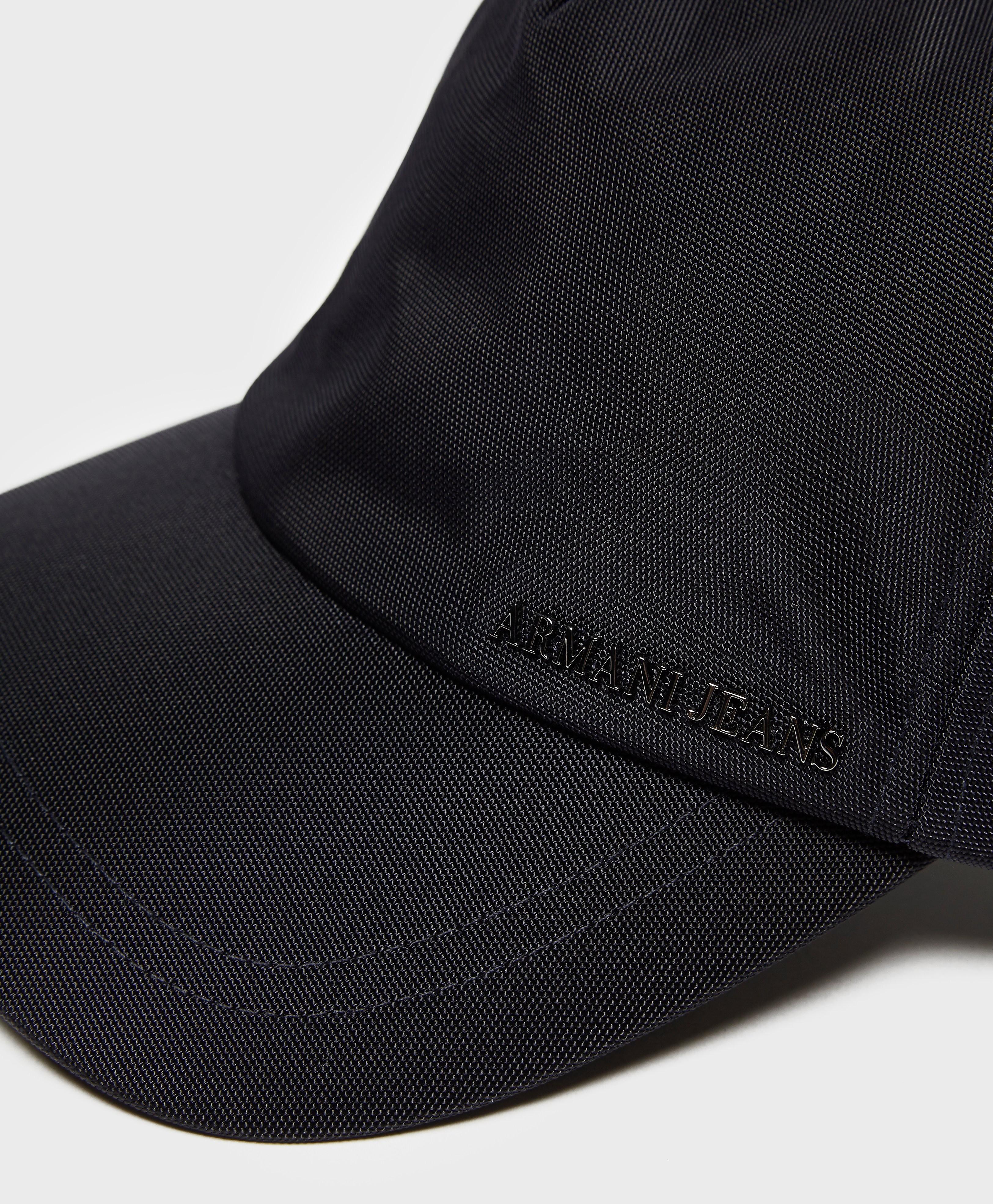 Armani Jeans Metal Logo Cap