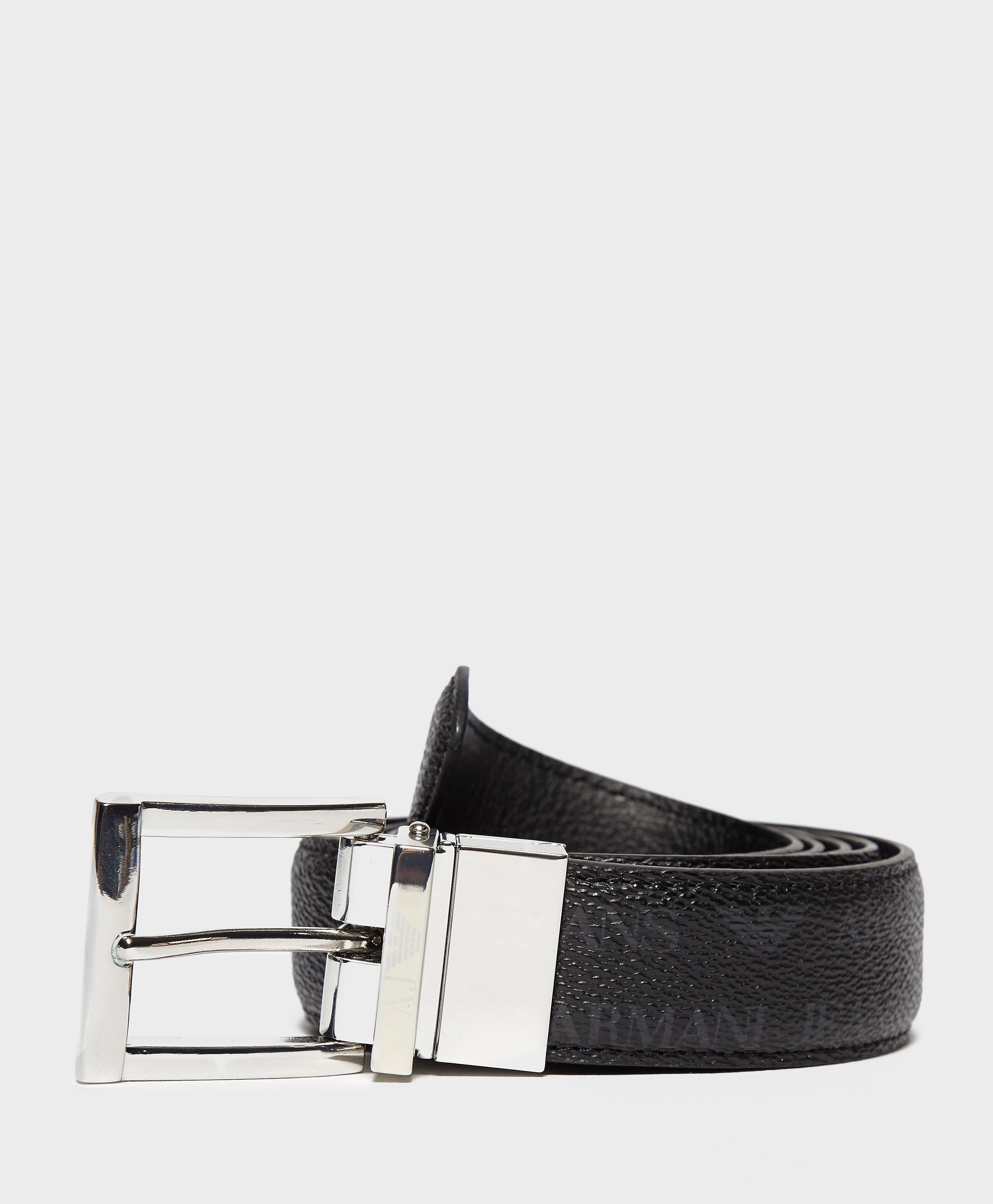 Armani Jeans AO Logo Belt