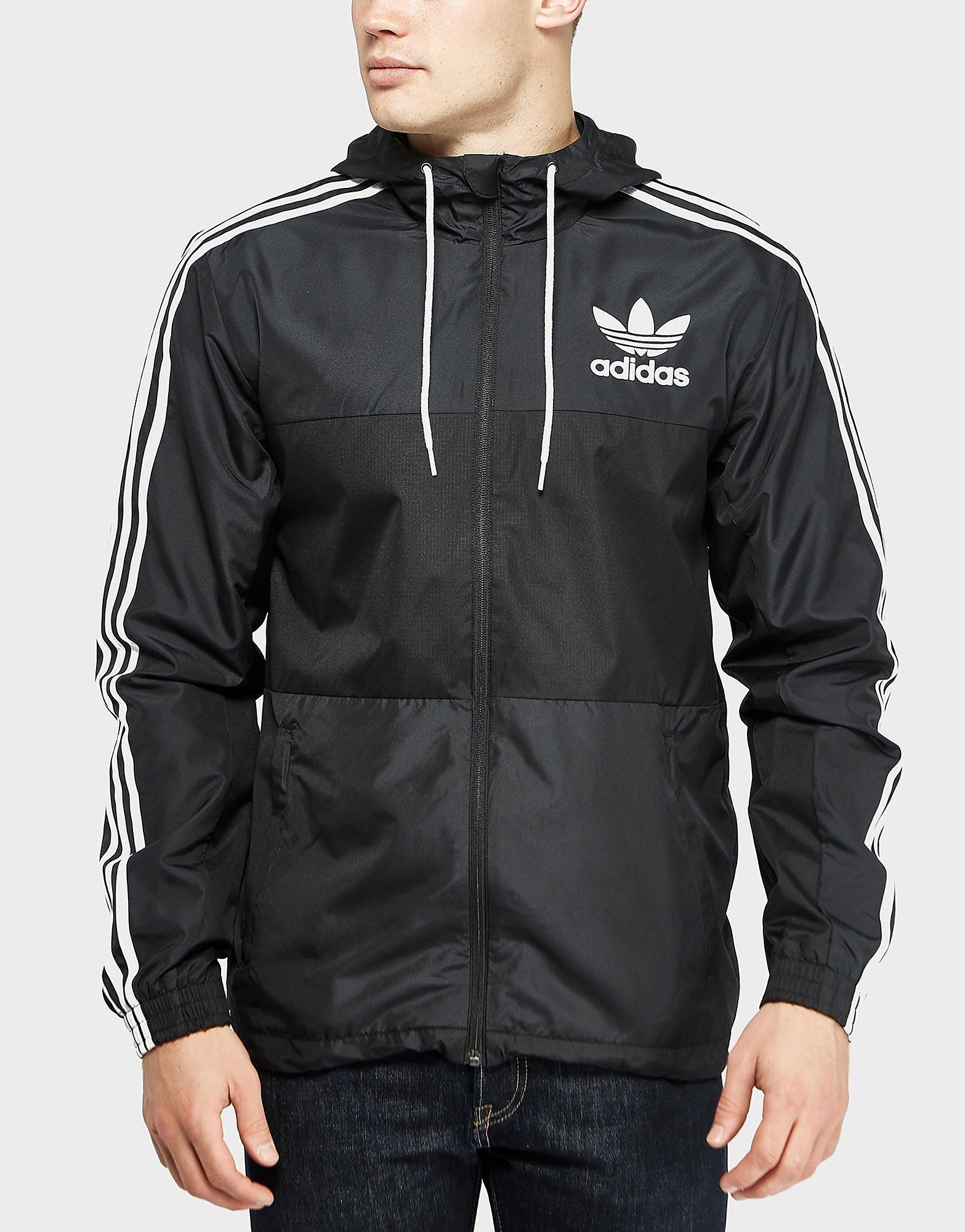 adidas Originals California Windbreaker Lightweight Jacket