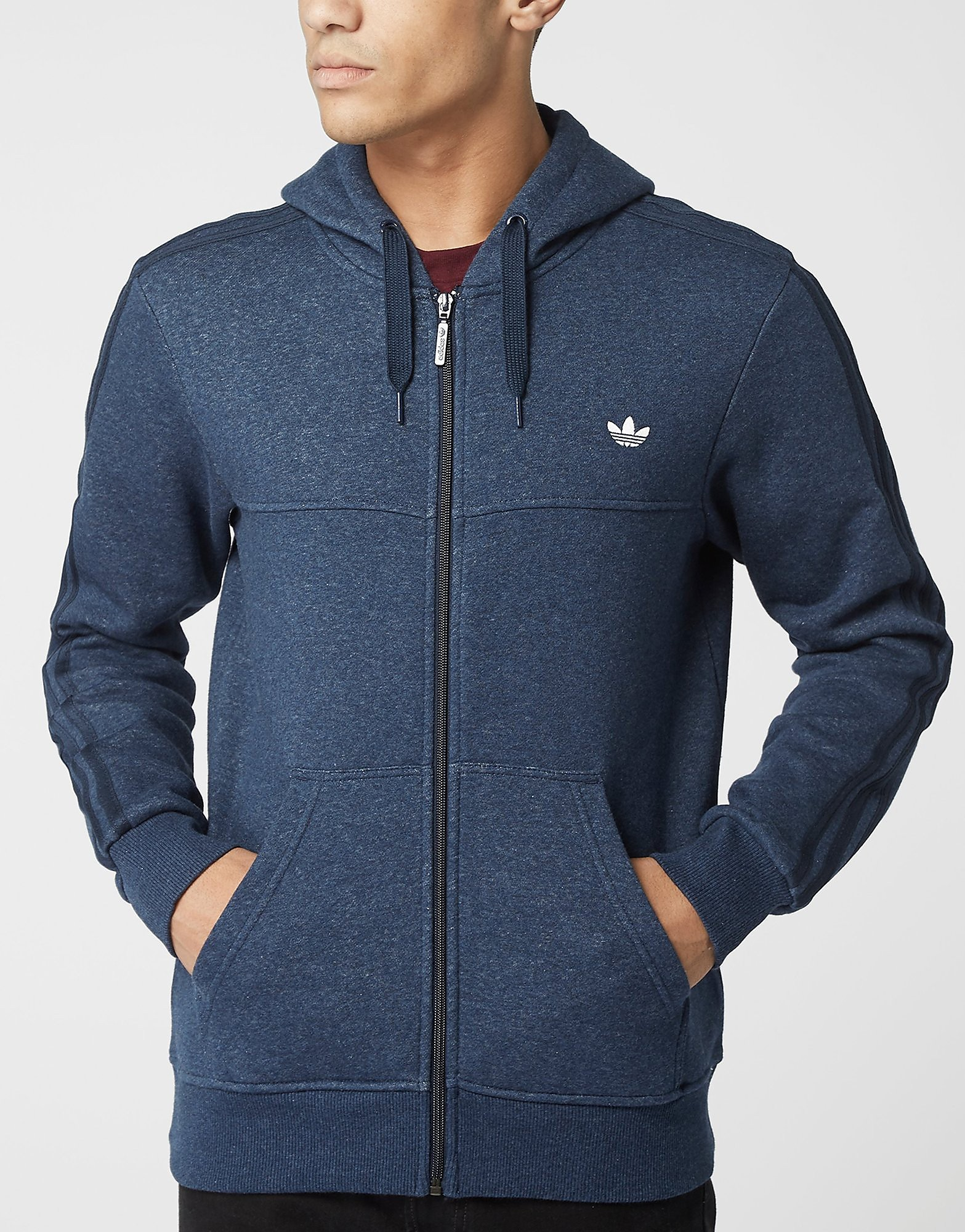 adidas Originals Sport Full Zip Hoody  Blue Blue