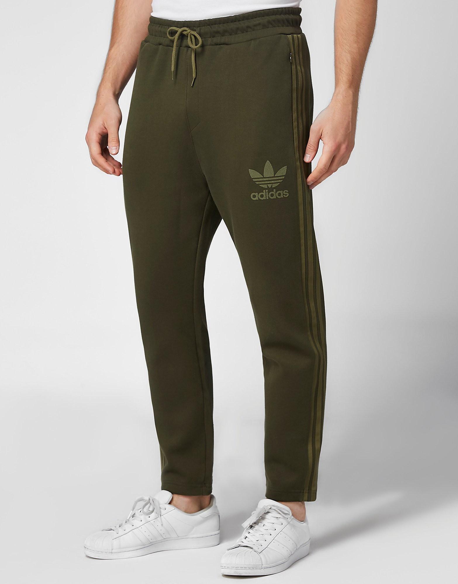 adidas Originals adicolor Skinny Track Pants  Green Green