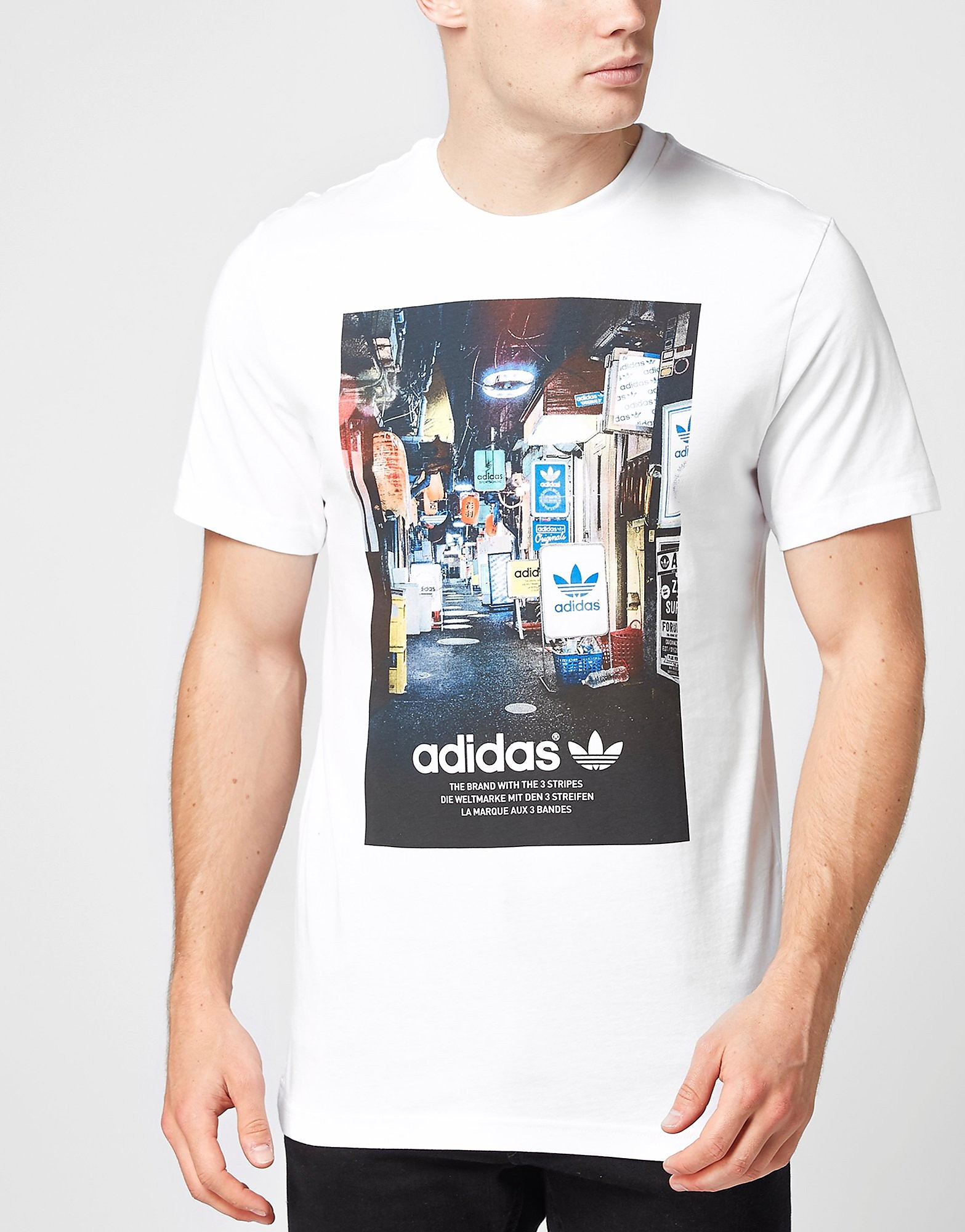 adidas Originals Street Photo T-Shirt