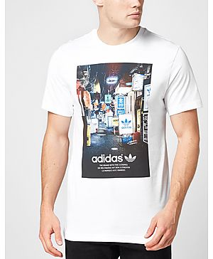 adidas Originals Street Photo T-Shirt
