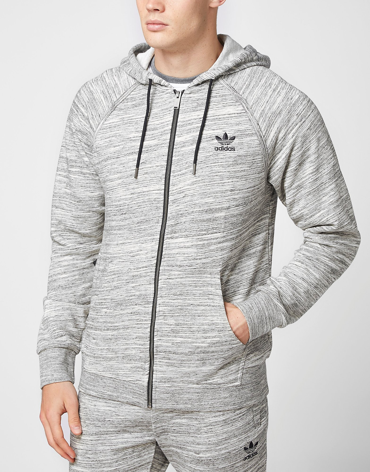 adidas Originals EF Marl Full Zip Hoody