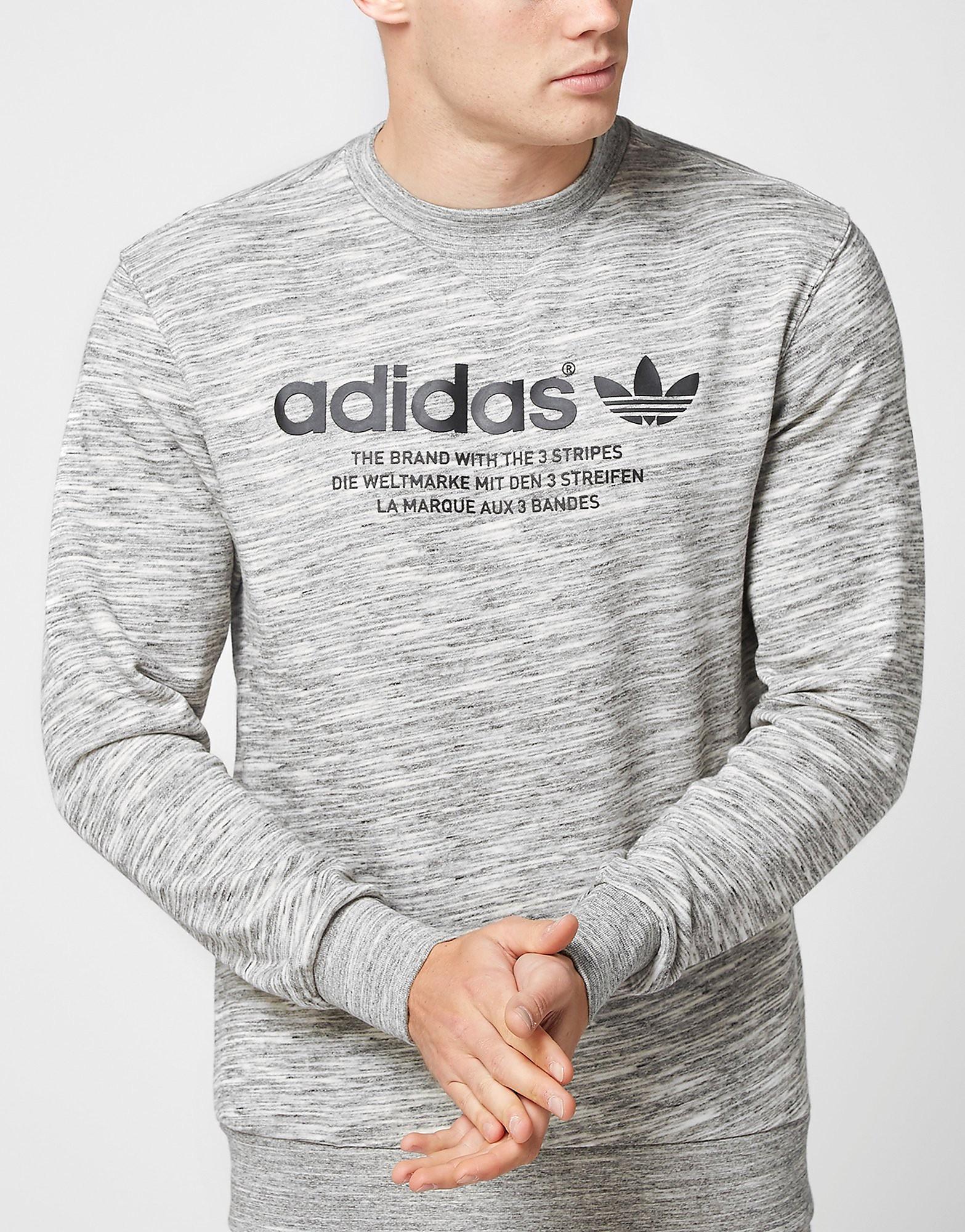 adidas Originals Premium Trefoil Crew Sweatshirt