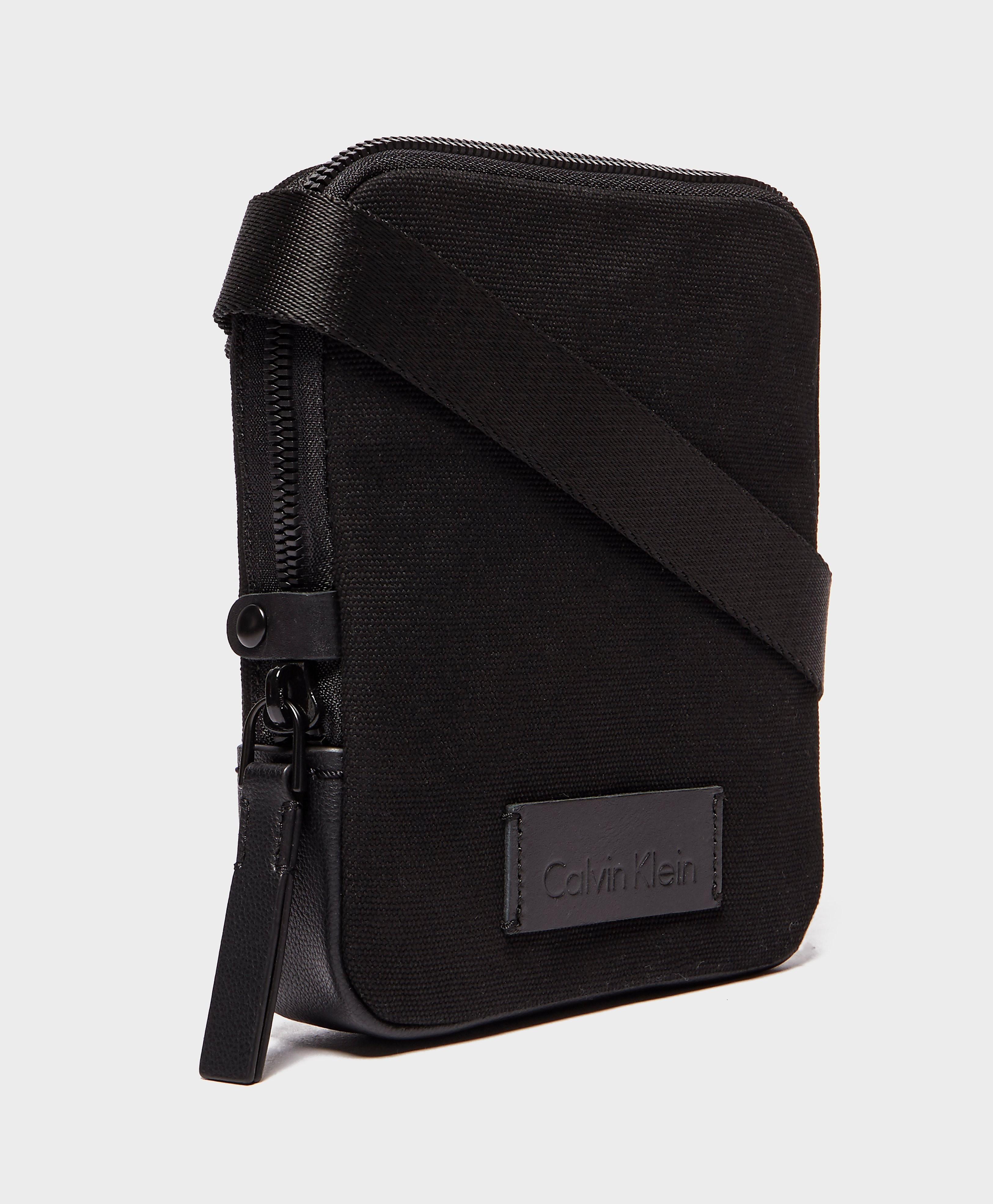Calvin Klein Modern Mini Grip Bag