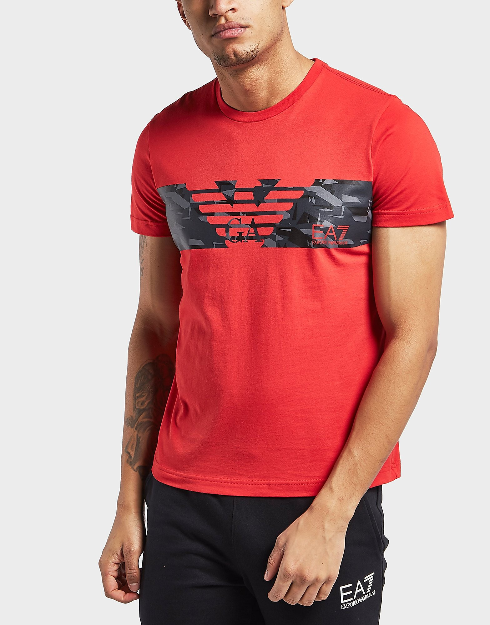 Emporio Armani EA7 Graphic Eagle Short Sleeve T-Shirt