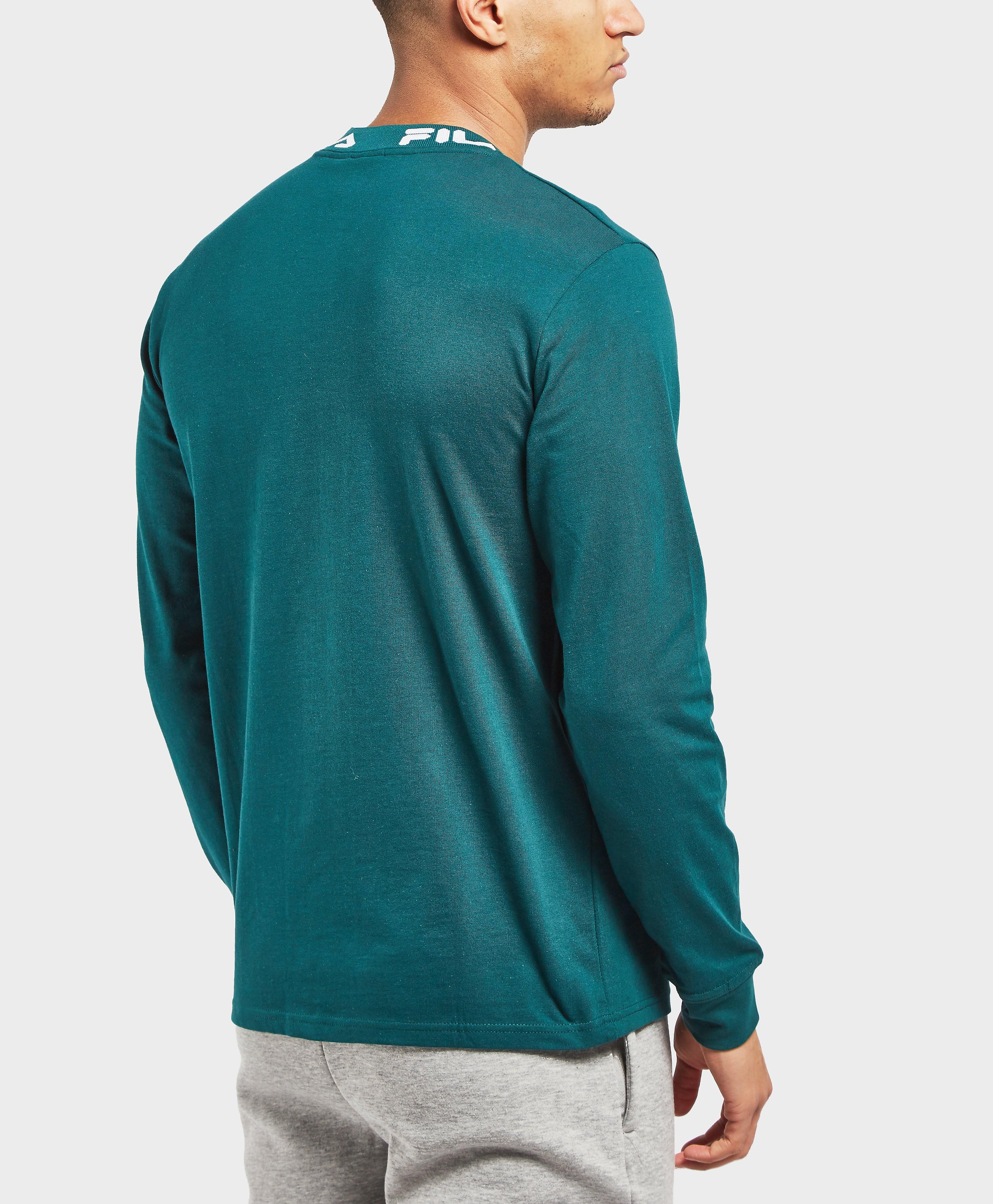 Fila Gigante Long Sleeve T-Shirt