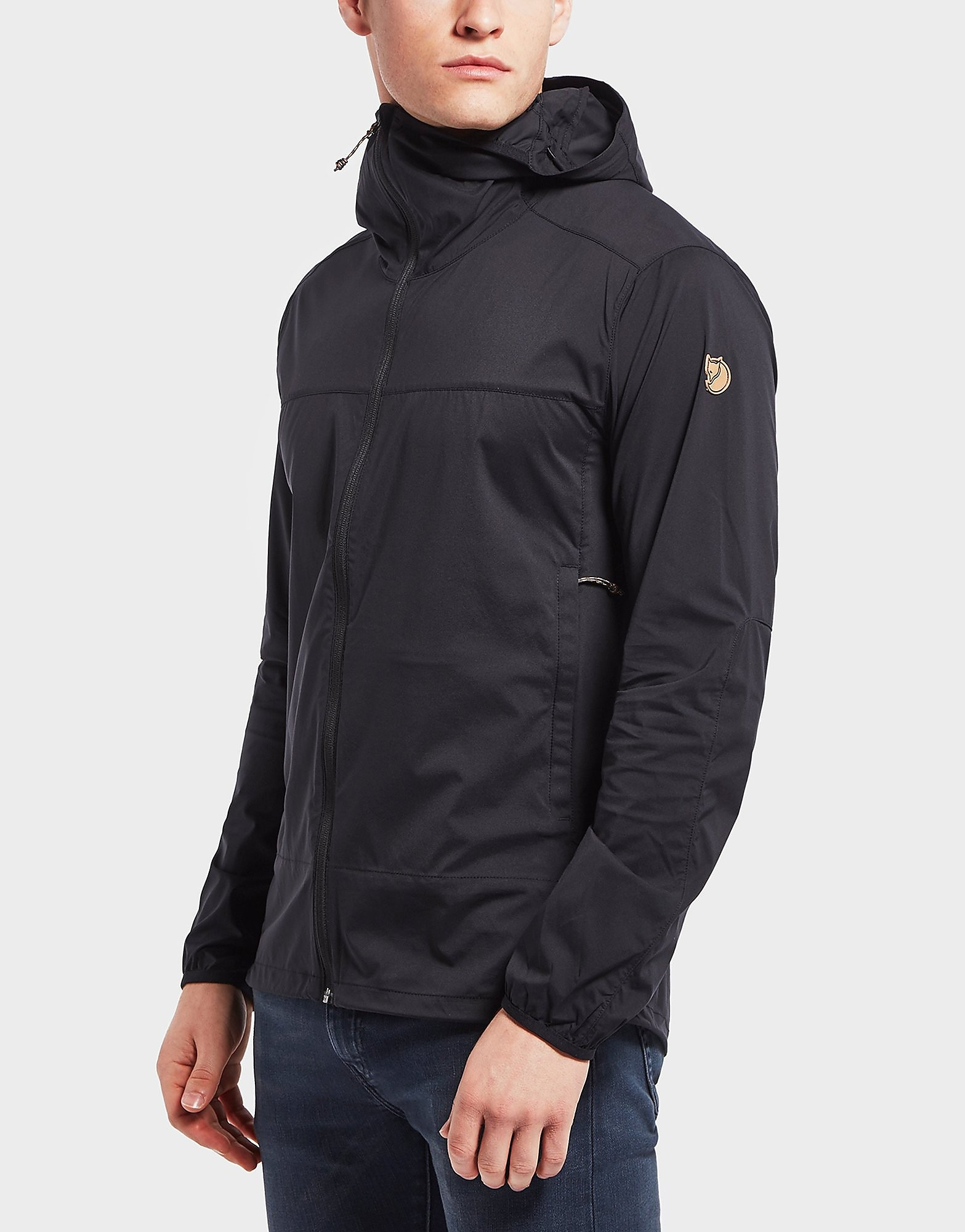 Fjallraven Abisko Lightweight Windbreaker Jacket