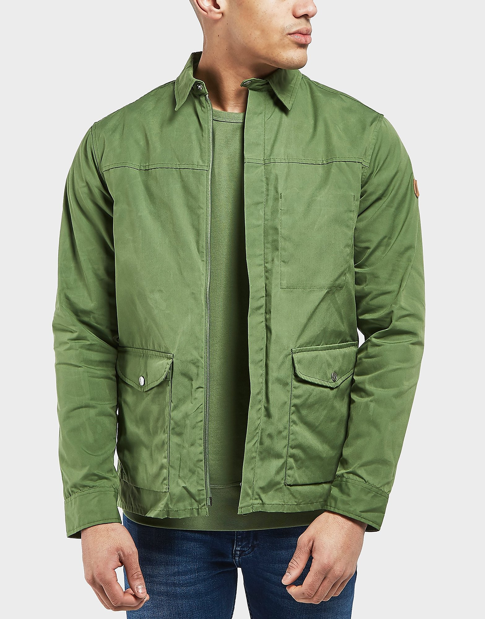 Fjallraven Greenland Long Sleeve Overshirt