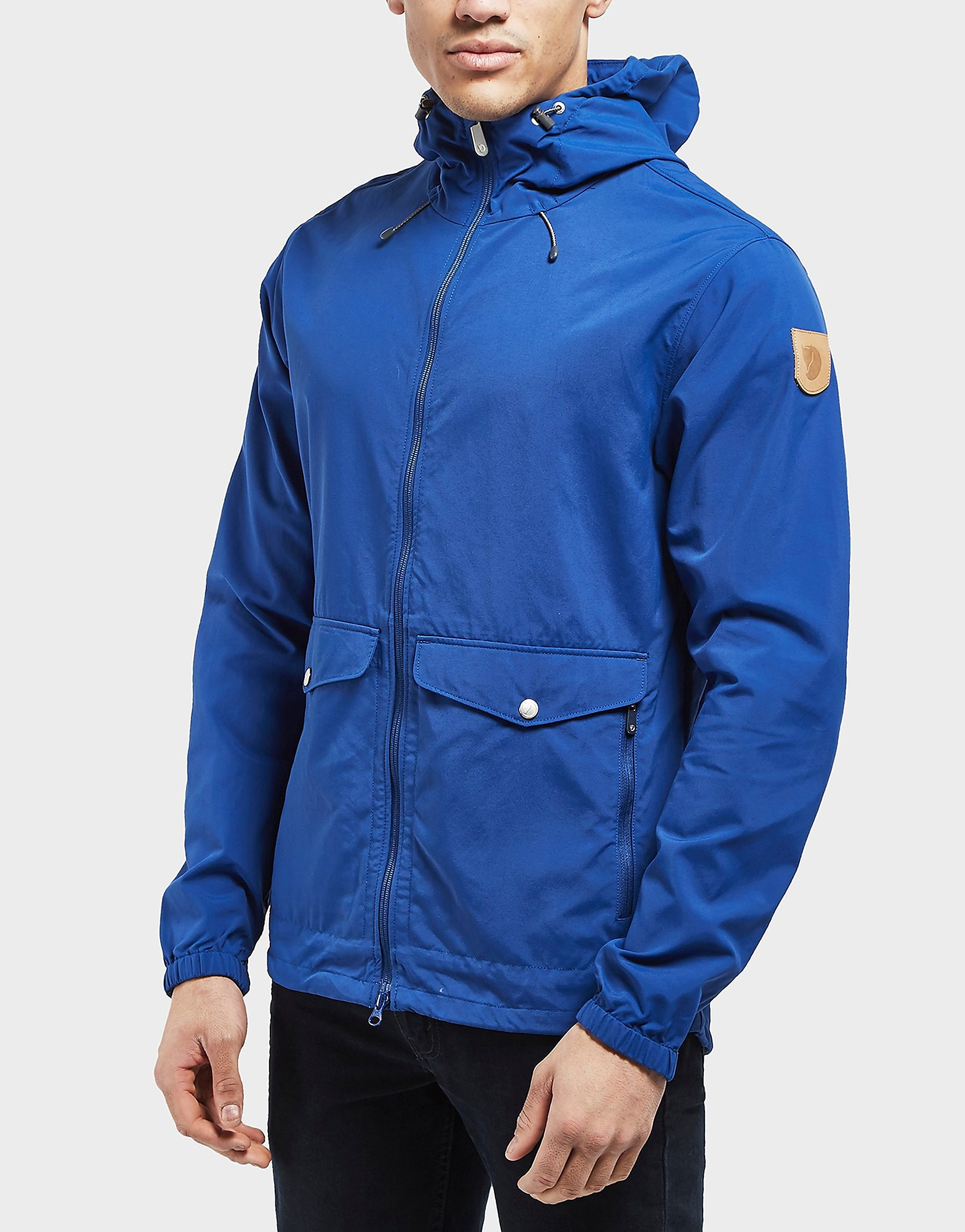 Fjallraven Greenland Lightweight Windbreaker Jacket