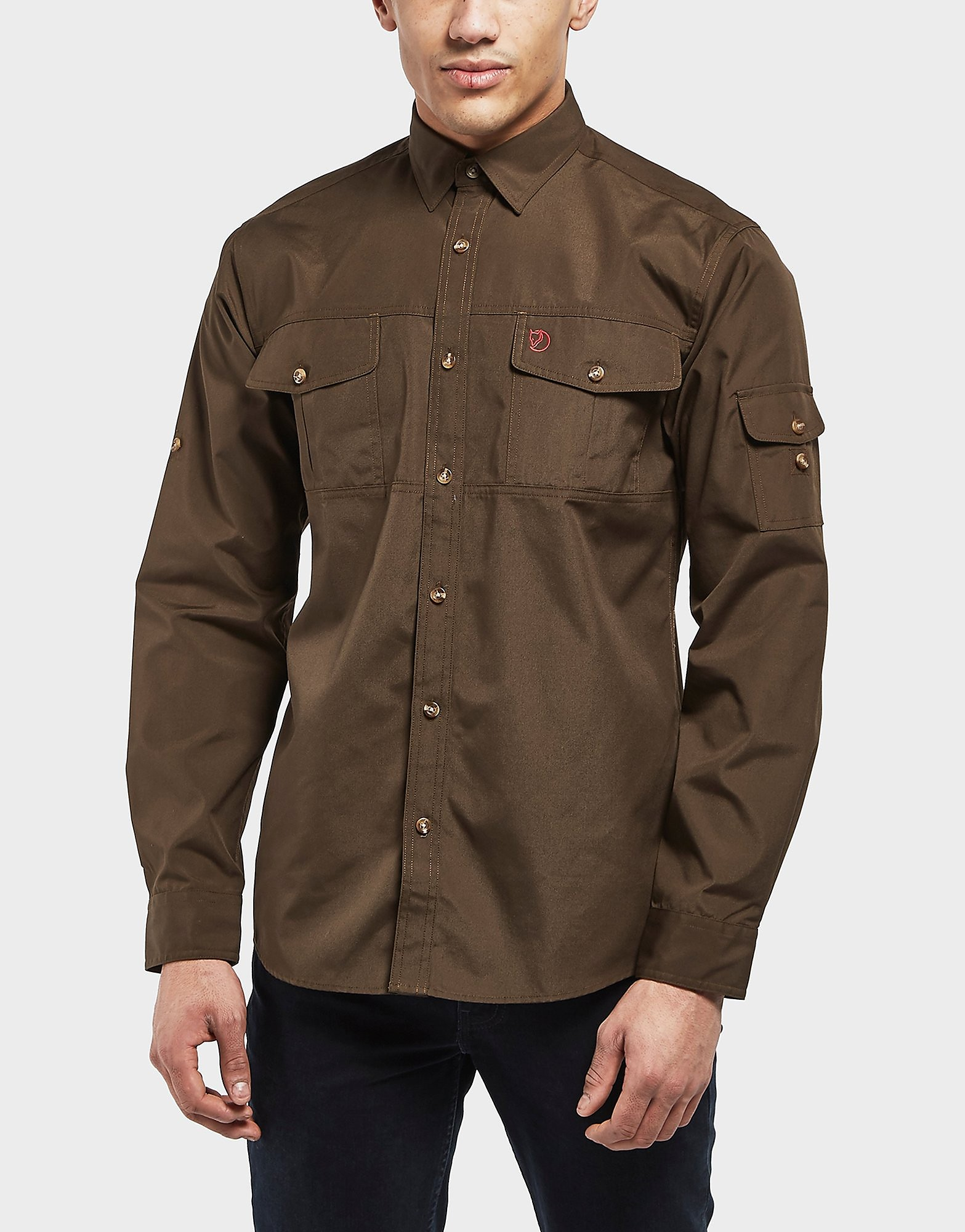 Fjallraven Singi Trekking Long Sleeve Shirt