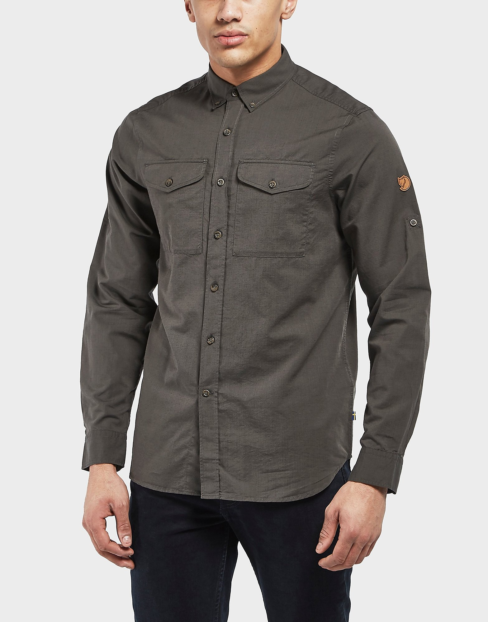 Fjallraven Ovik Lite Long Sleeve Shirt