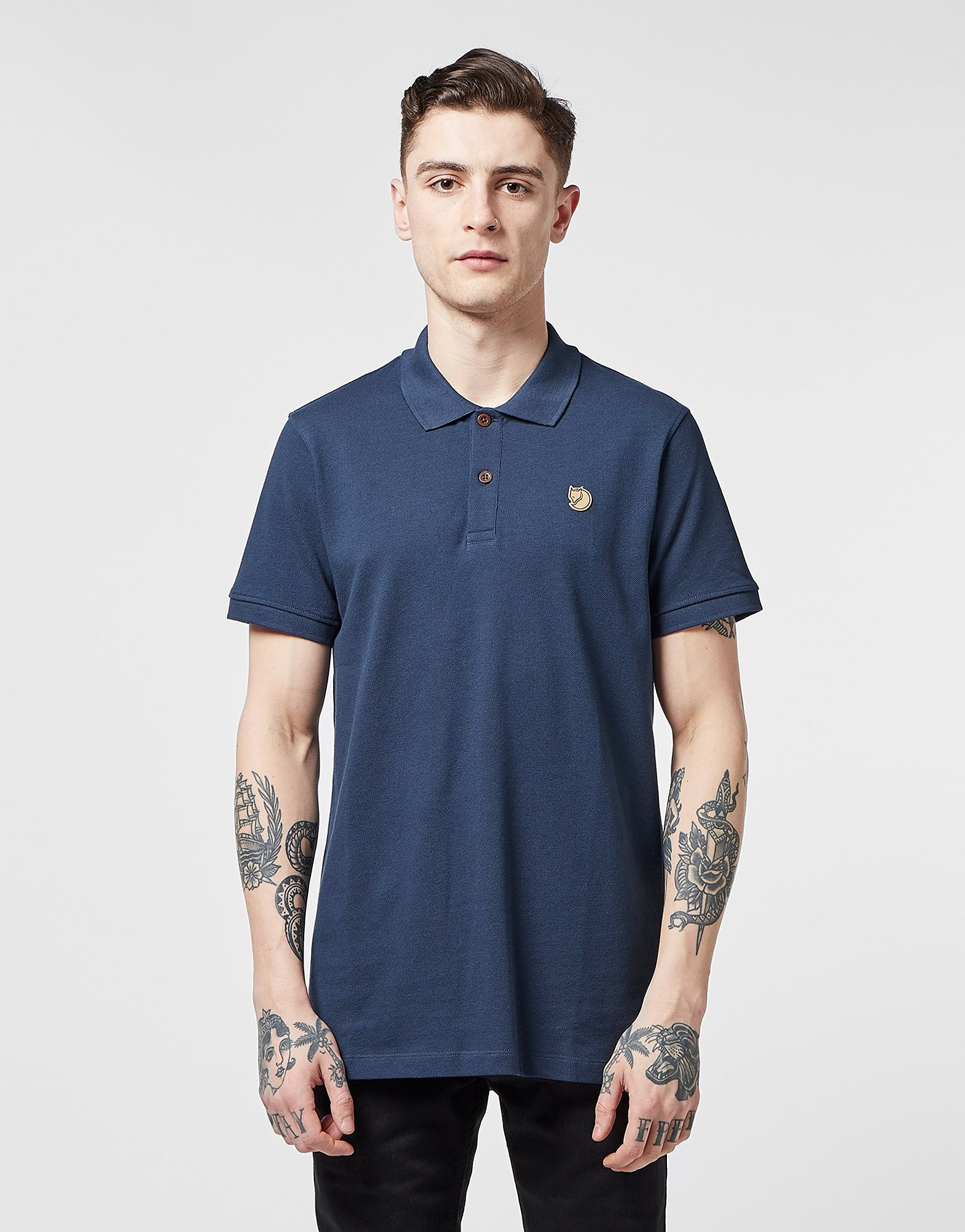 Fjallraven Ovik Short Sleeve Polo Shirt