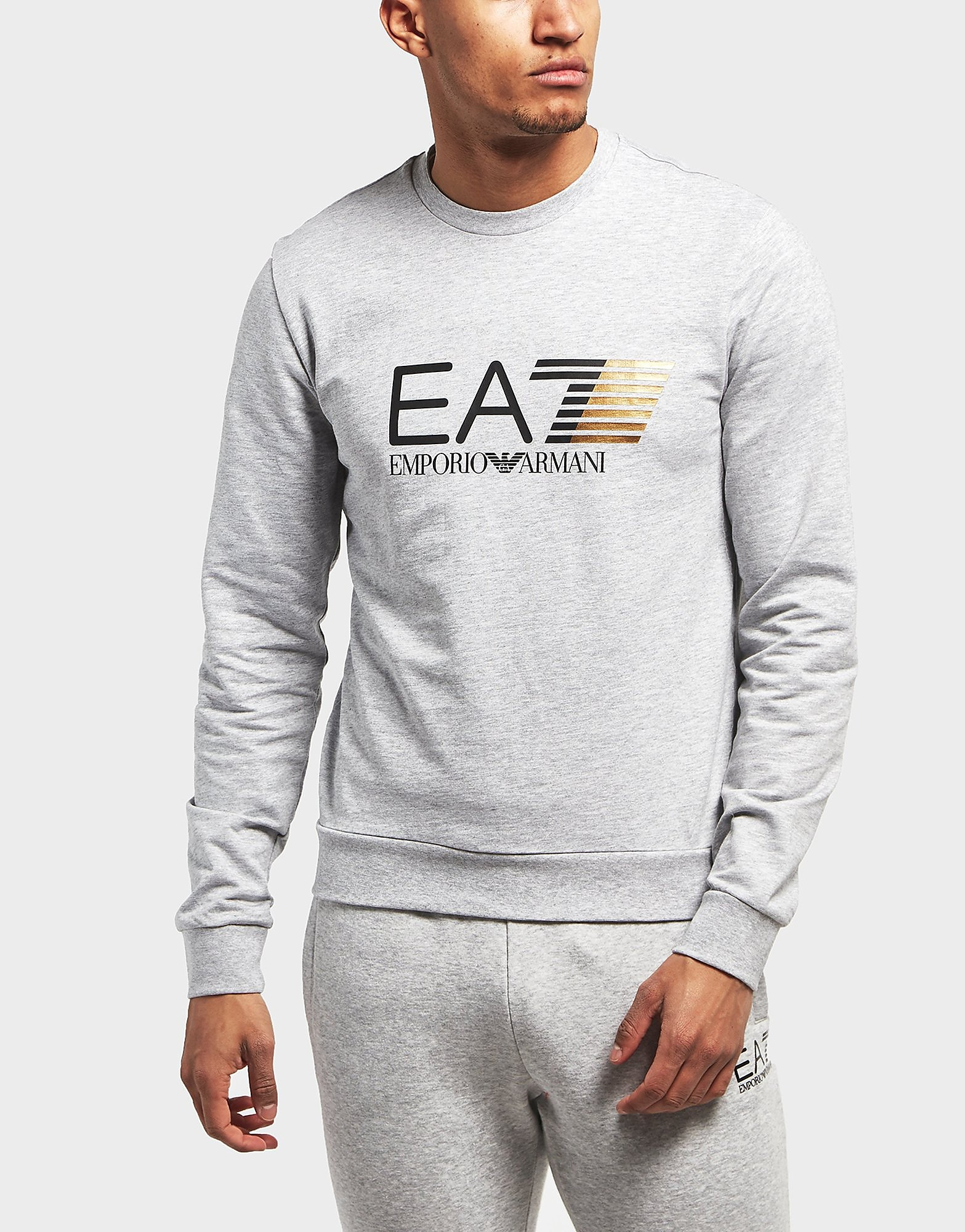 Emporio Armani EA7 Visibility Crew Sweatshirt