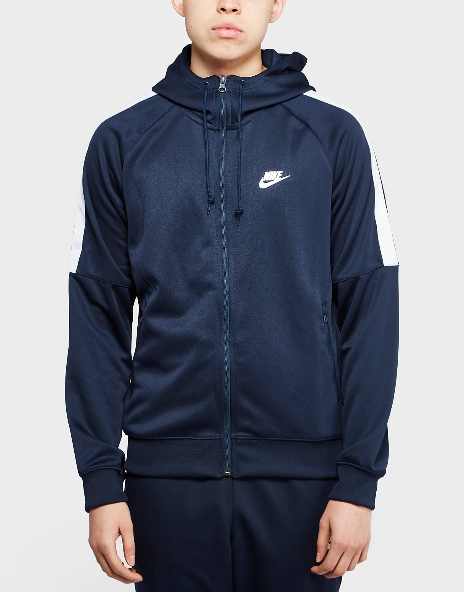 Nike Tribute Full Zip Poly Hoody