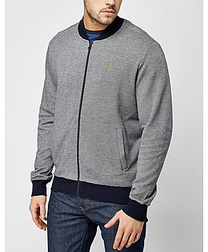 Farah Guilford Full Zip Bomber