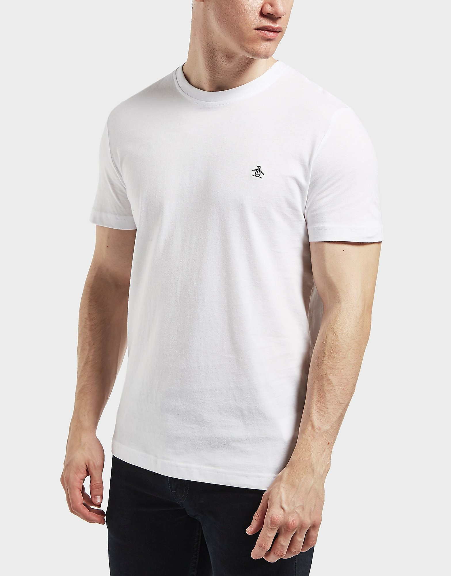Original Penguin Logo Short Sleeve T-Shirt - Exclusive
