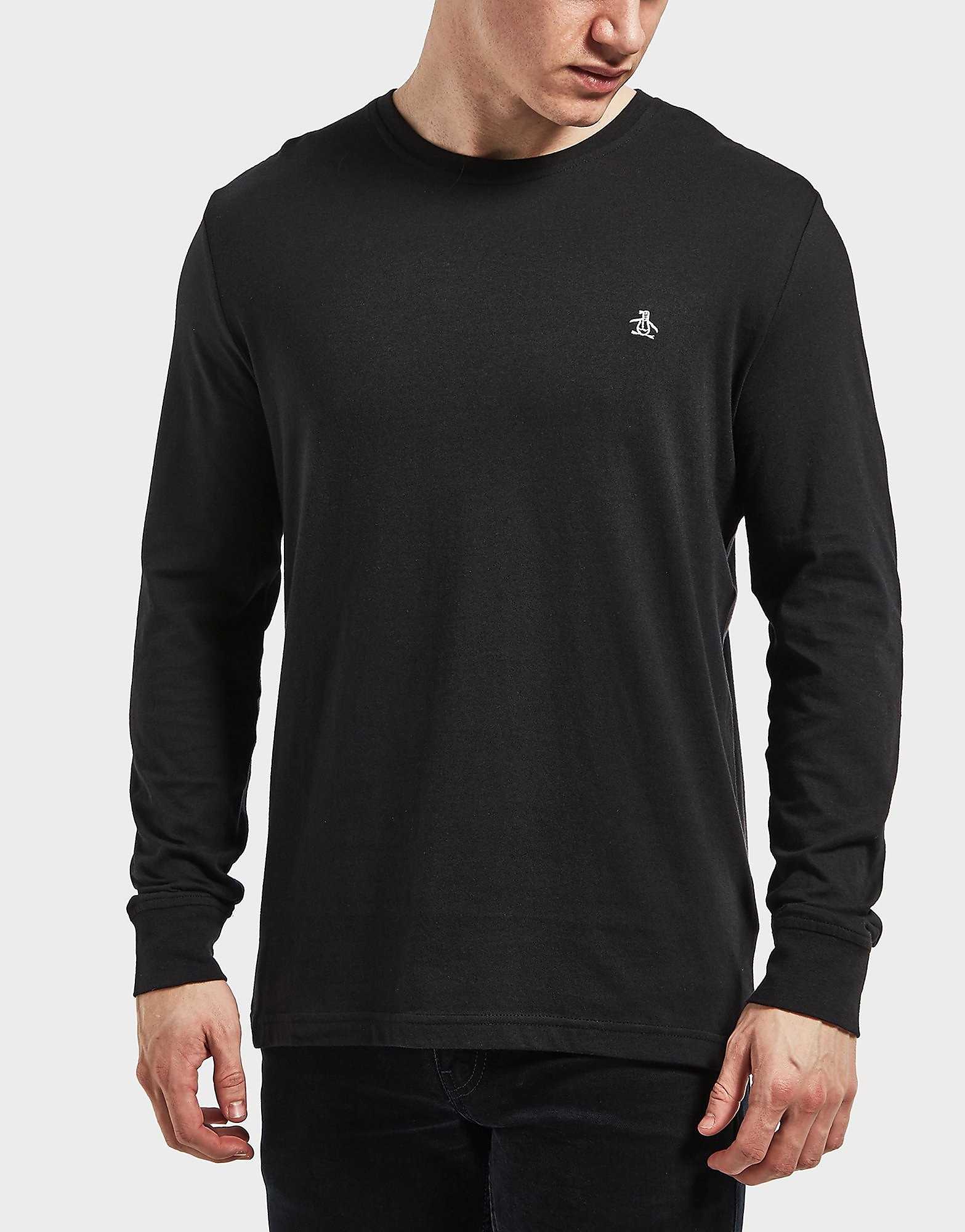 Original Penguin Long Sleeve T-Shirt - Exclusive