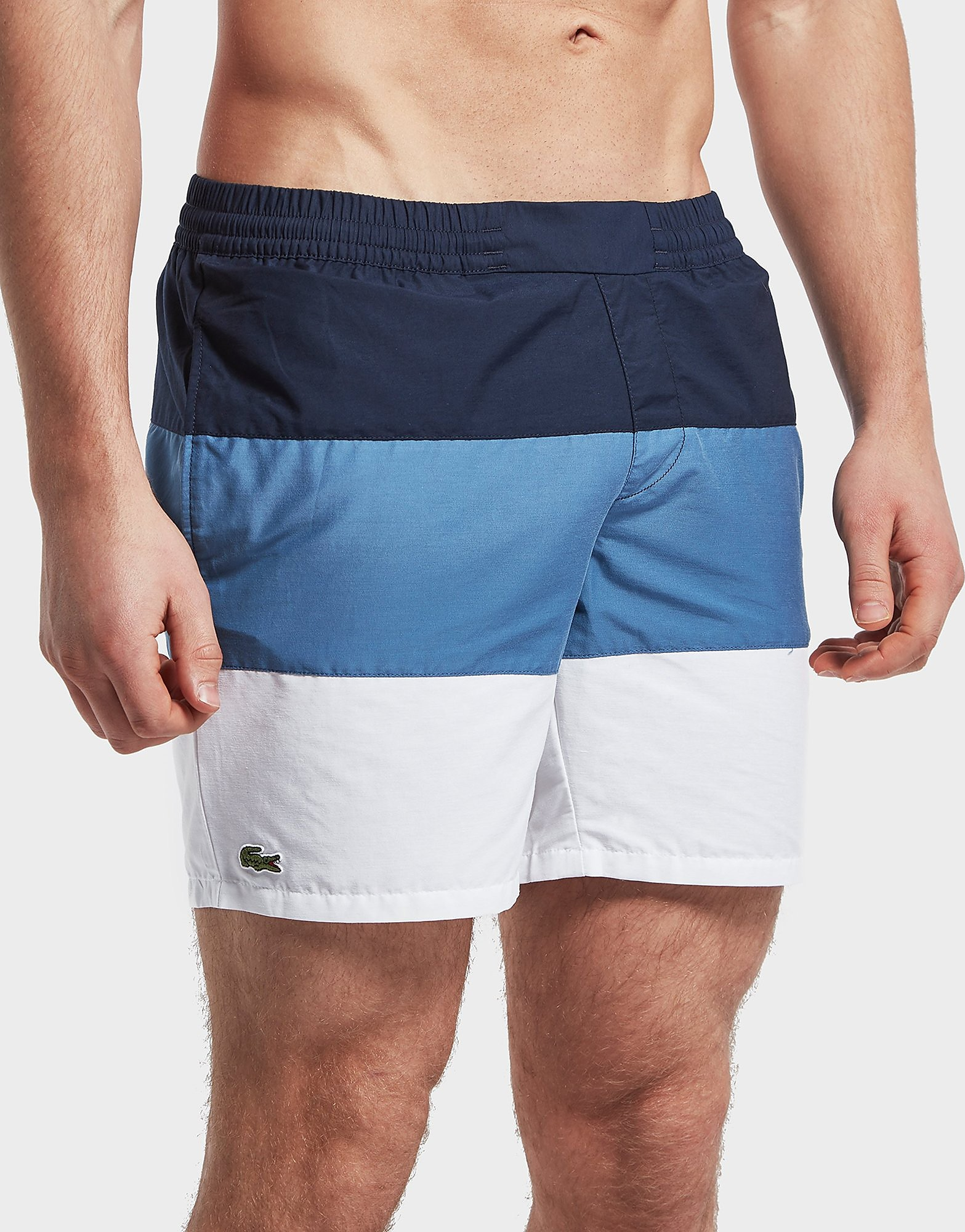 Lacoste Colour Block Swim Shorts