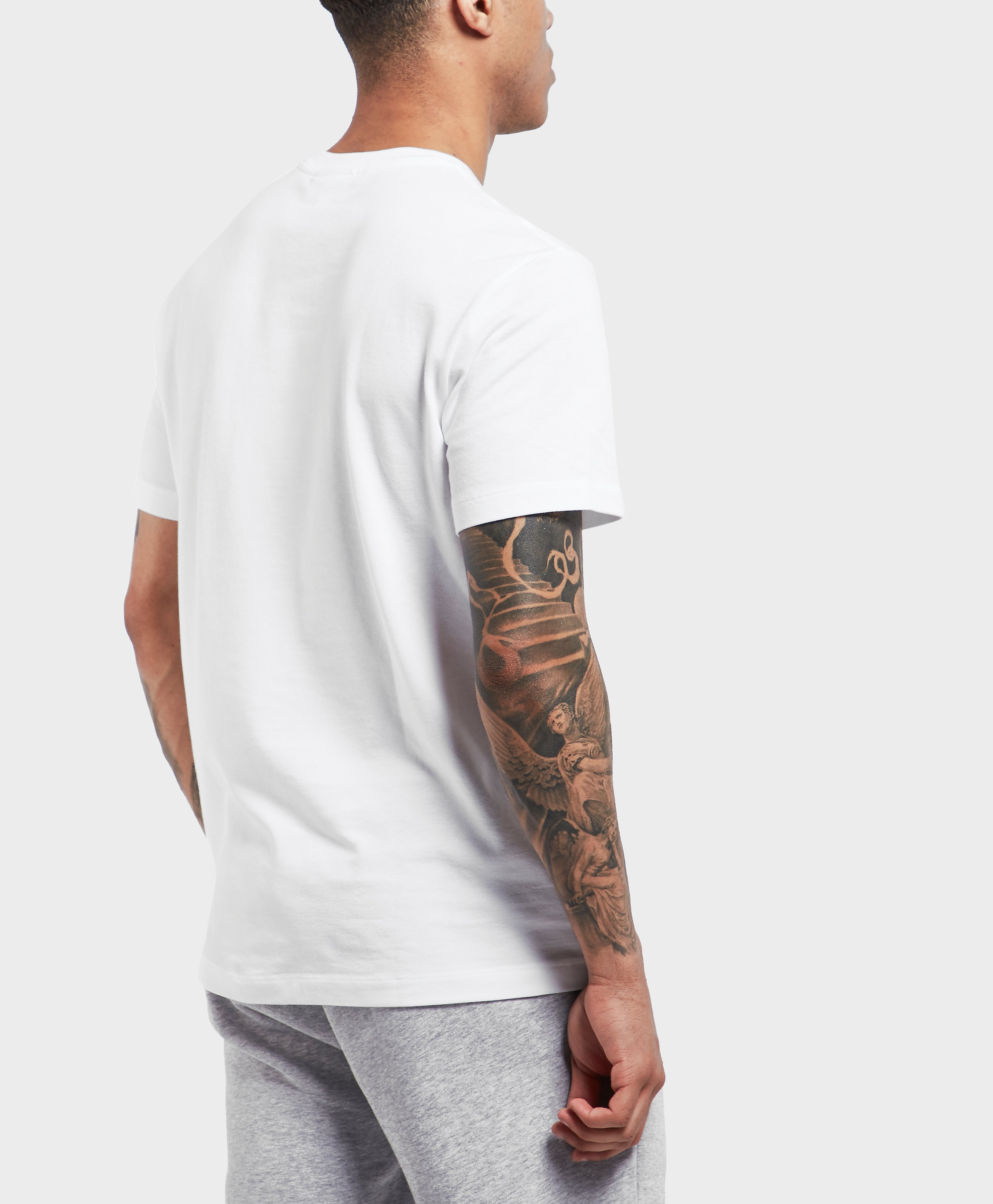 Lacoste Embroidered Pique Short Sleeve T-Shirt