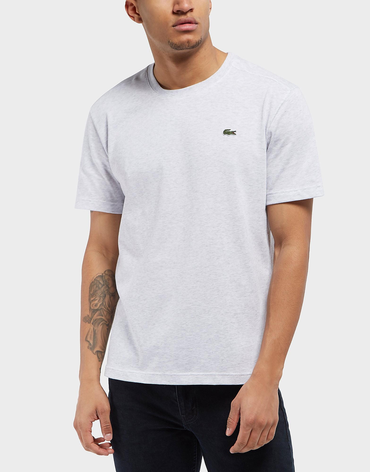 Lacoste Jersey Crew Short Sleeve T-Shirt