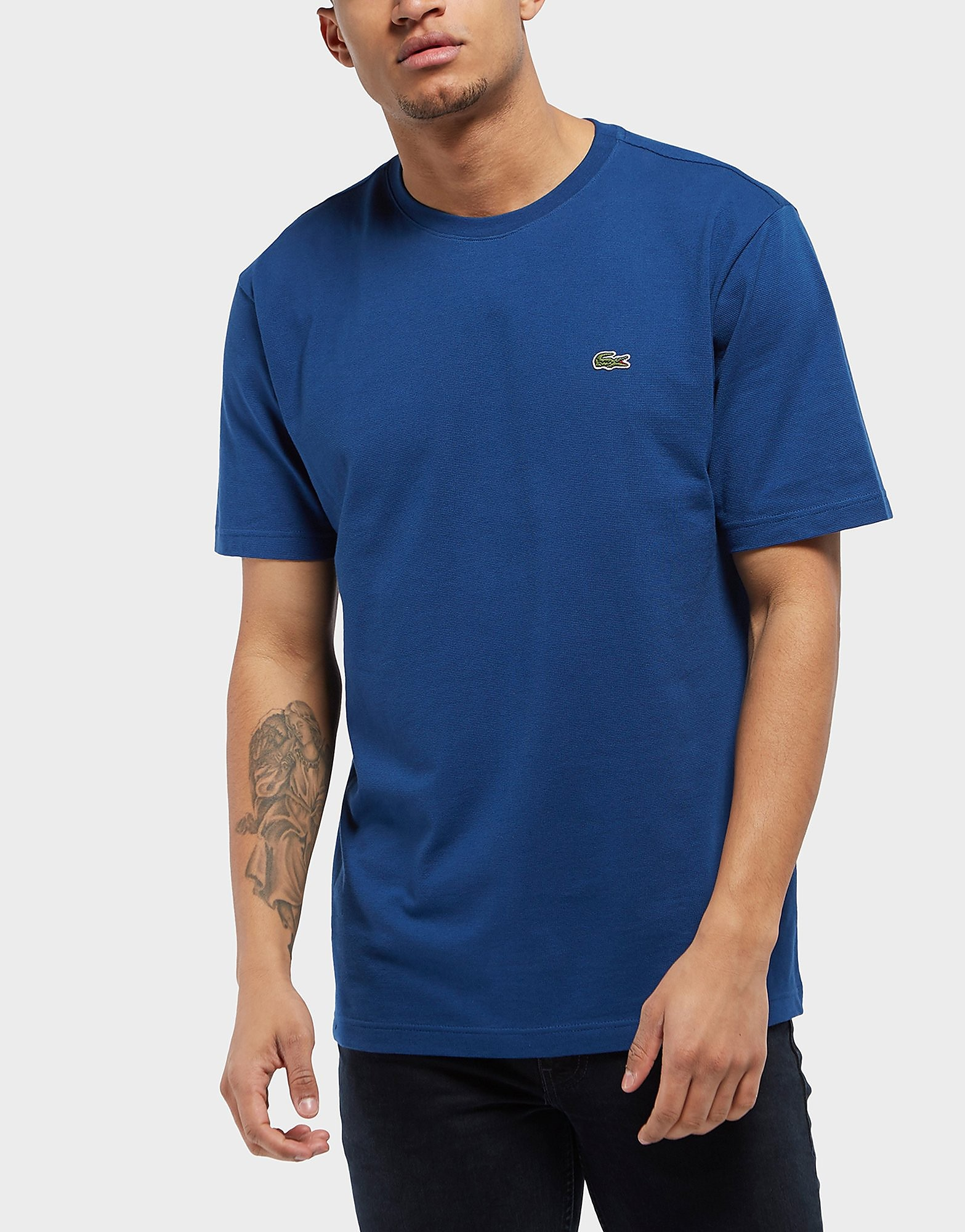 Lacoste Alligator Crew Short Sleeve T-Shirt