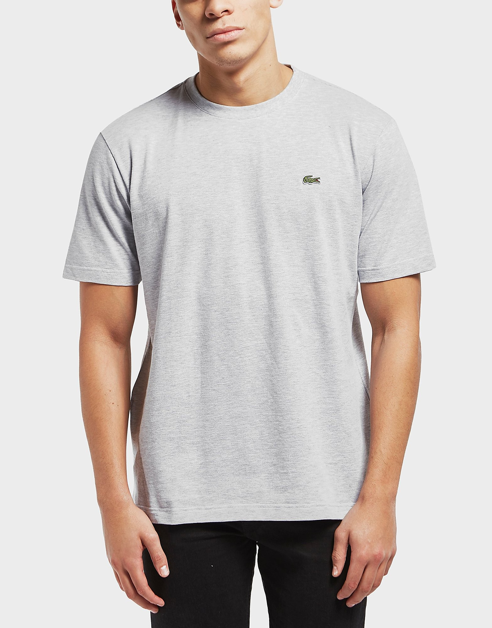 Lacoste Alligator Short Sleeve Crew T-Shirt