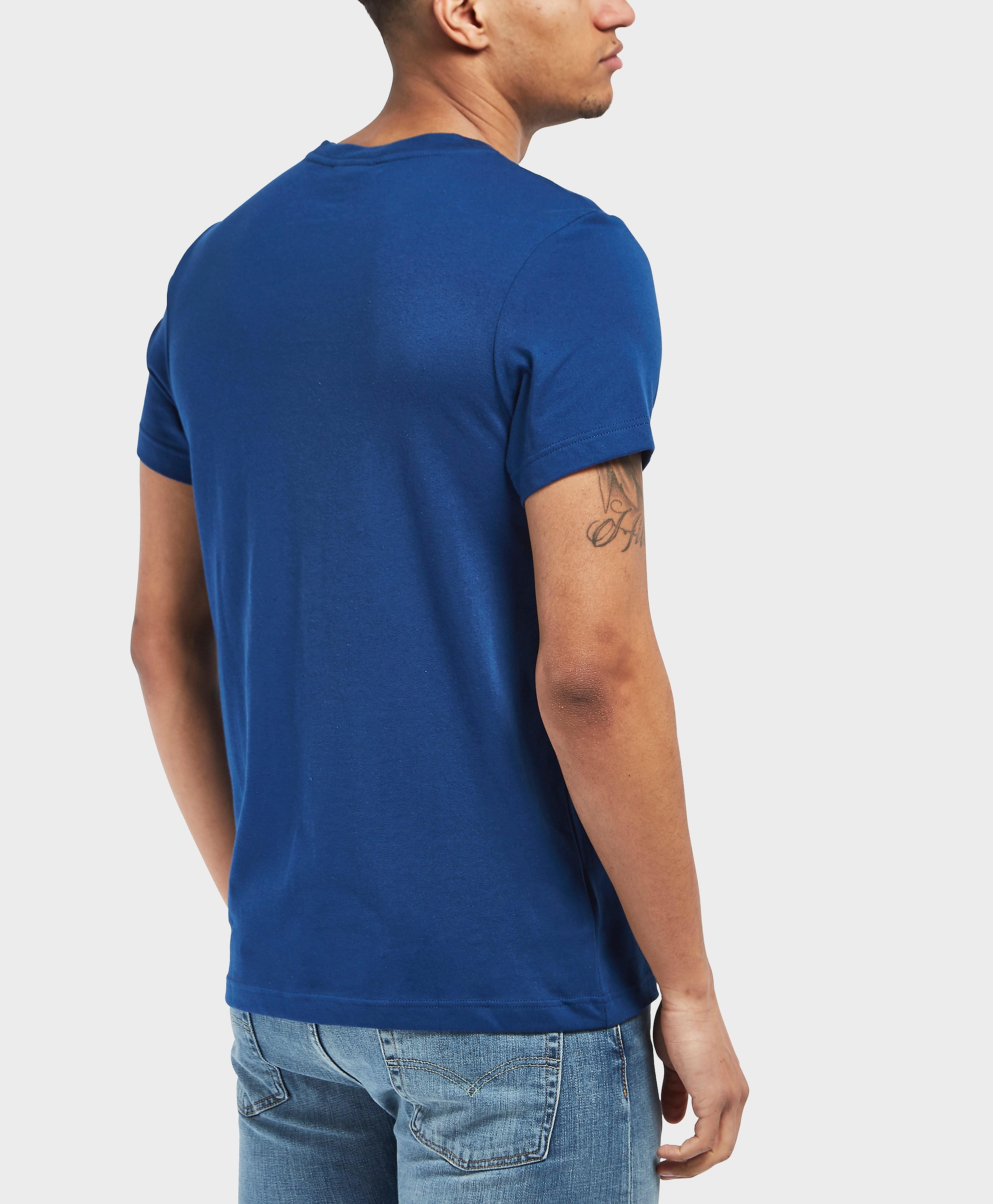 Lacoste Outline Croc Short Sleeve T-Shirt