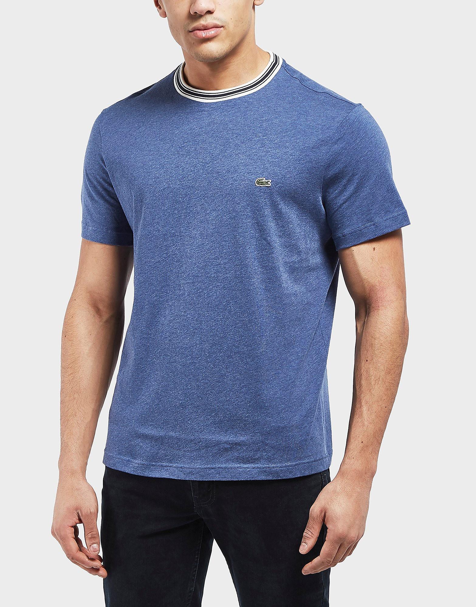 Lacoste Tipped Ringer Short Sleeve T-Shirt