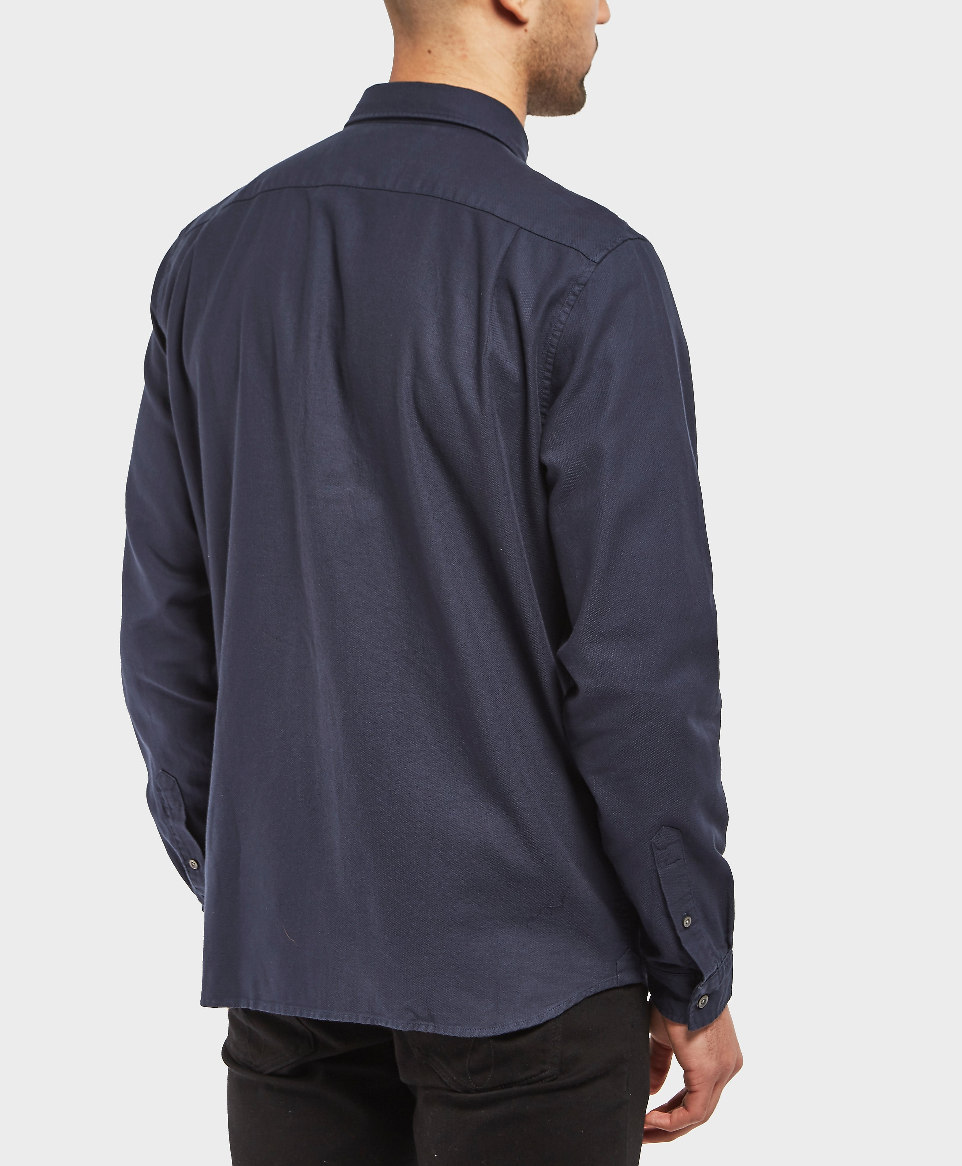 Lacoste Pique Long Sleeve Shirt
