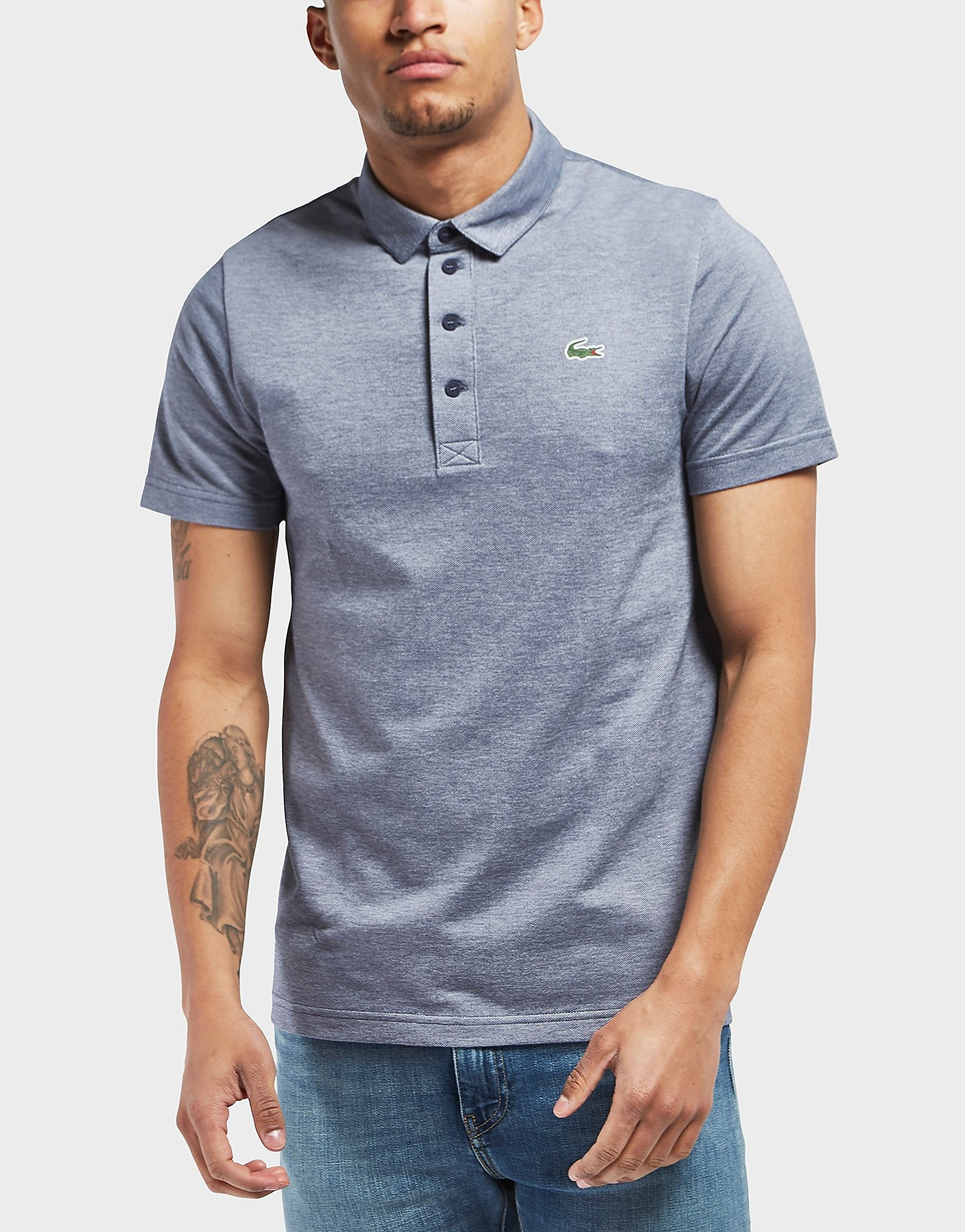 Lacoste Beye Jersey Short Sleeve Polo Shirt