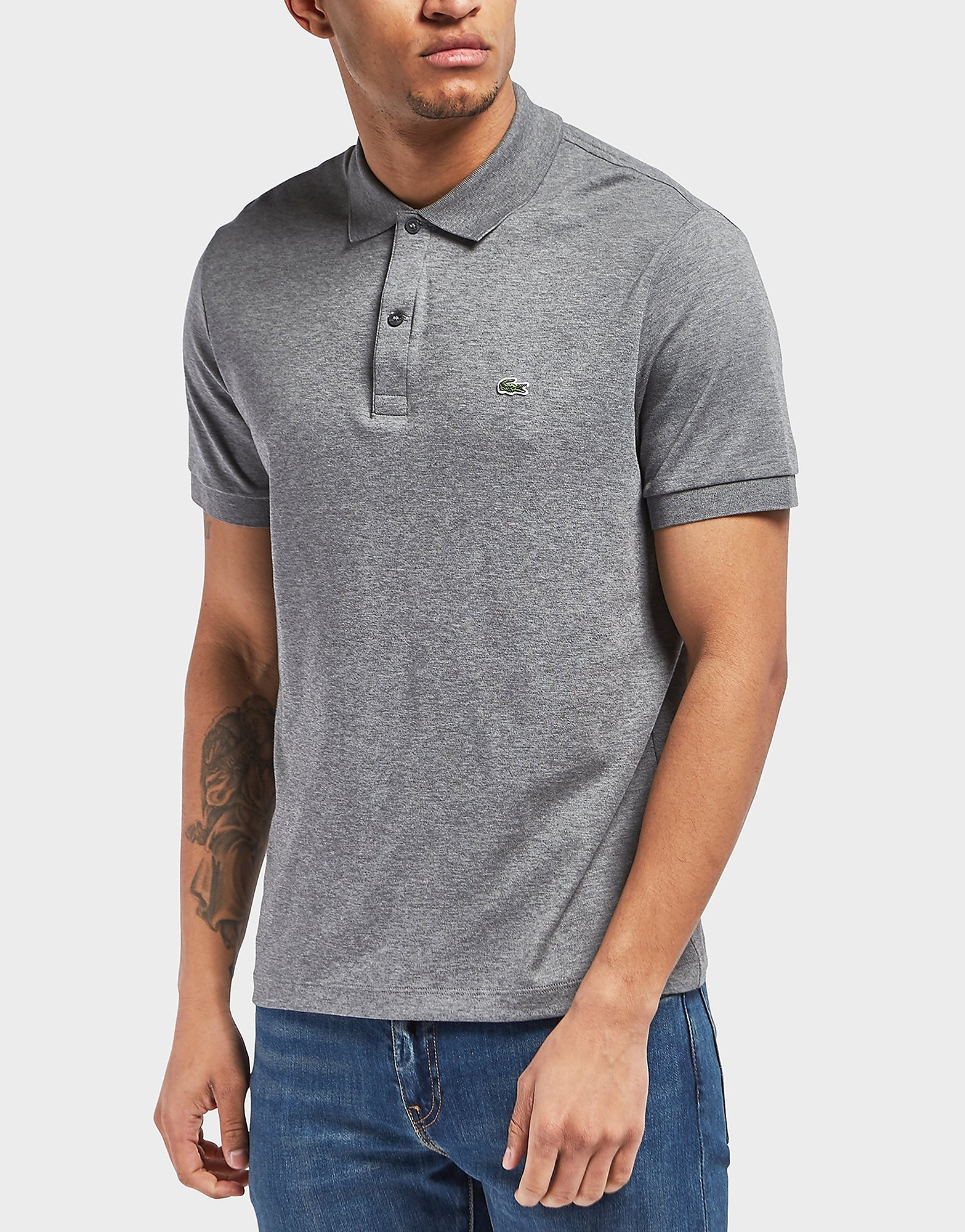 Lacoste Regular Jersey Short Sleeve Polo Shirt